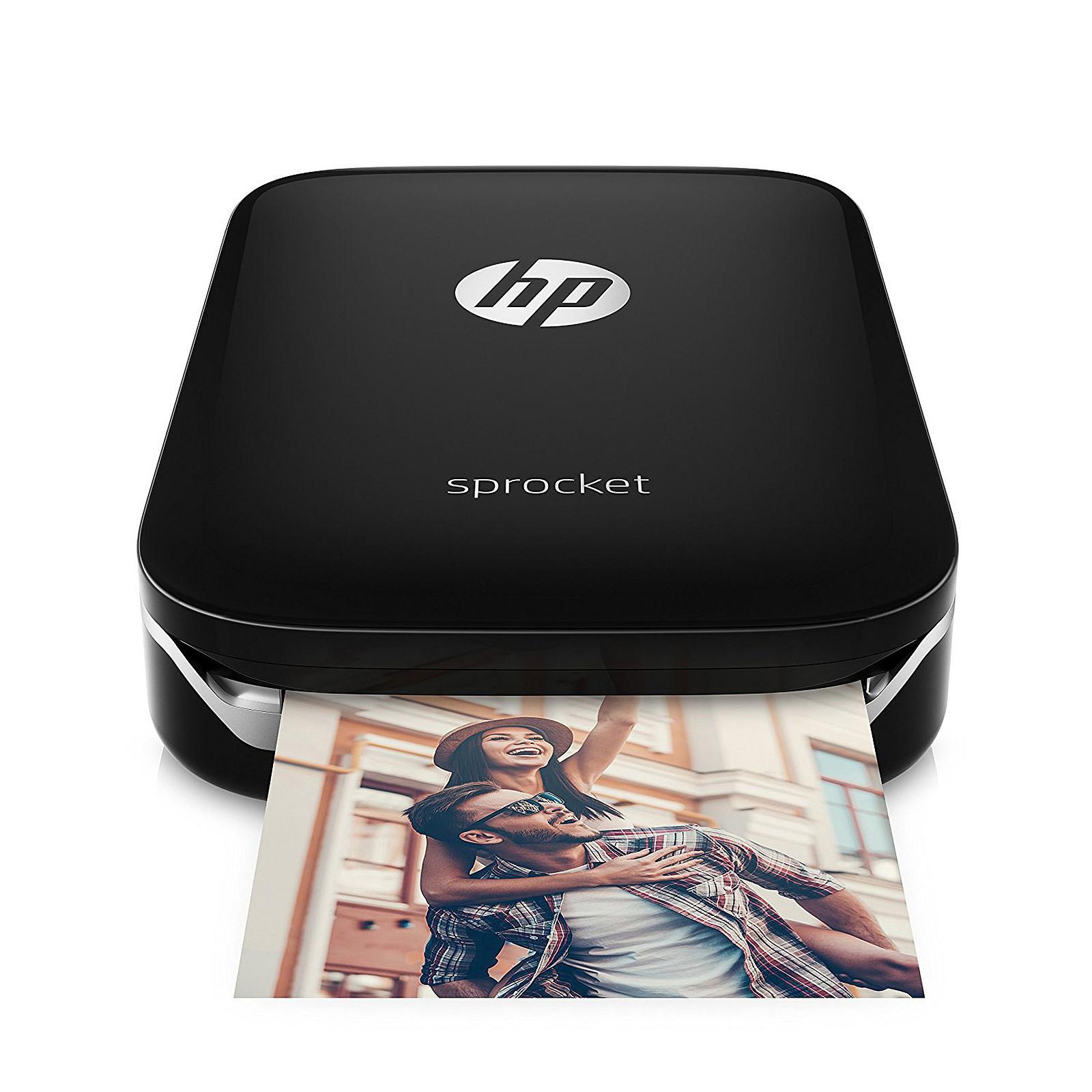 HP Sprocket Noir