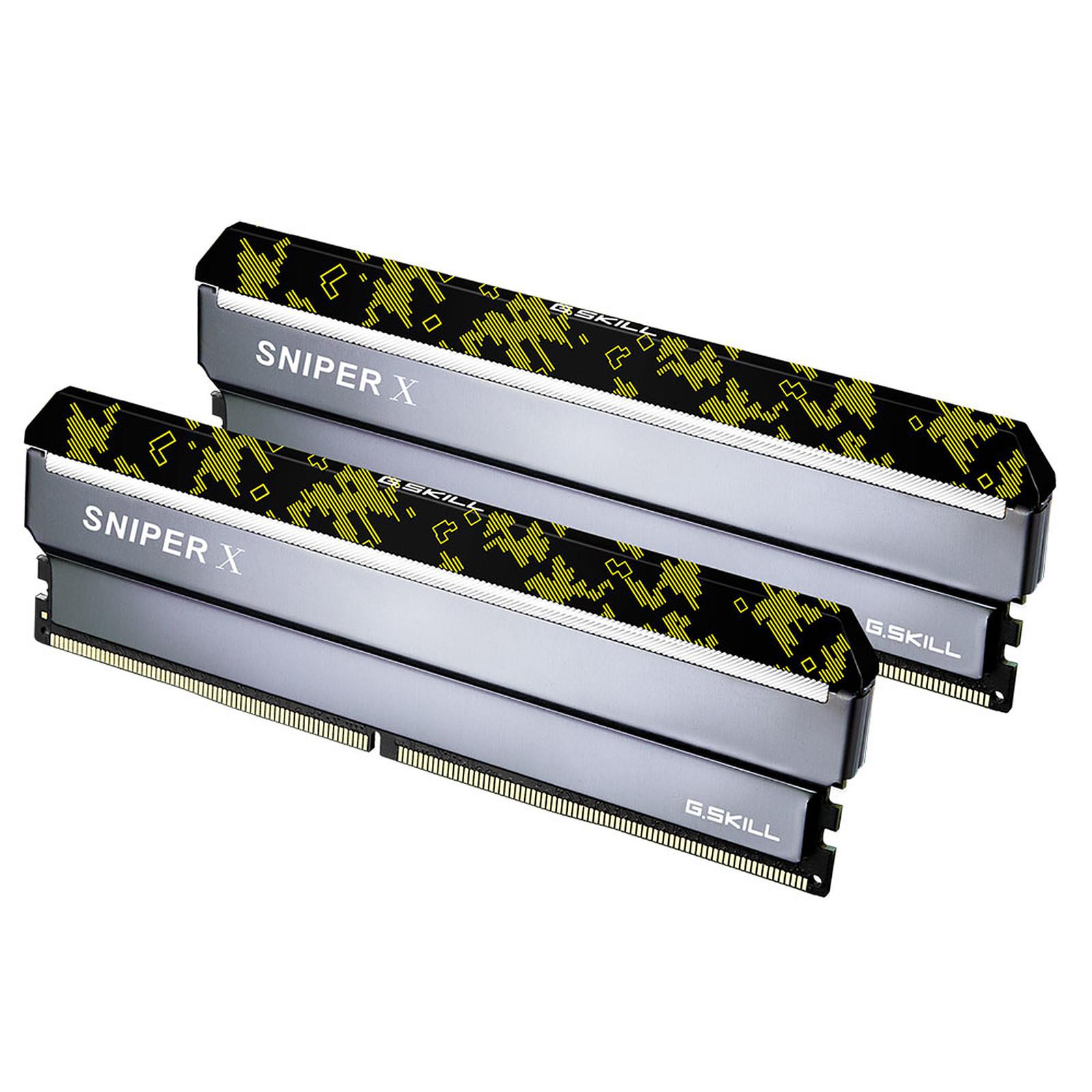 G.Skill Sniper X Series 32 Go (2x 16 Go) DDR4 2400 MHz CL17