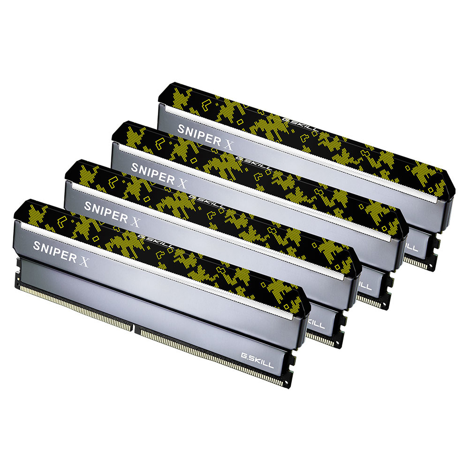 G.Skill Sniper X Series 32 Go (4x 8 Go) DDR4 3600 MHz CL19