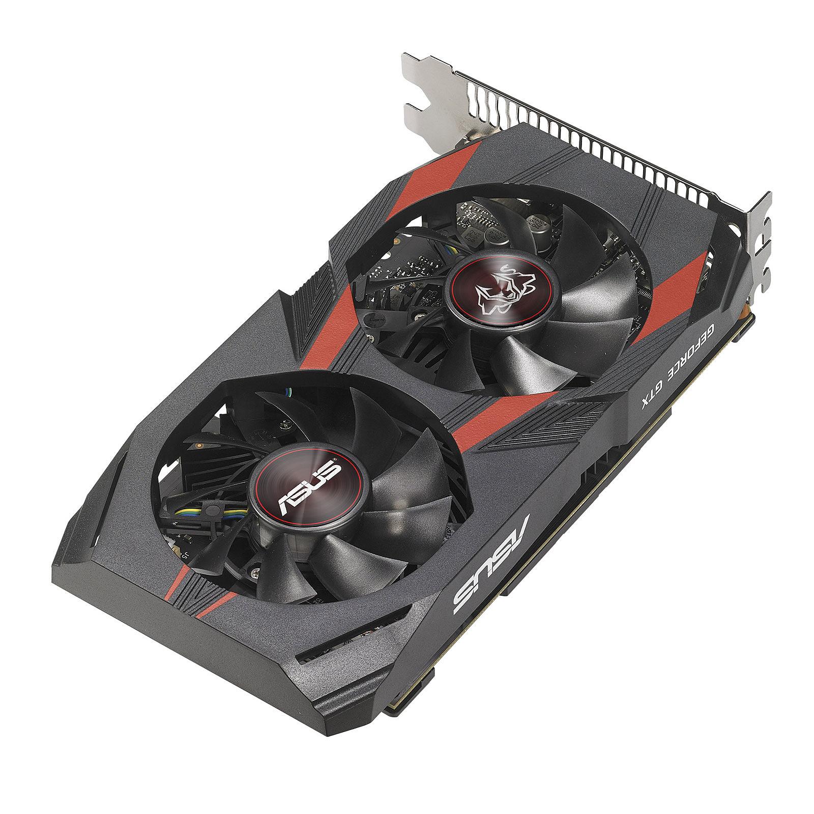 ASUS GeForce GTX 1050 Ti CERBERUS-GTX1050TI-O4G