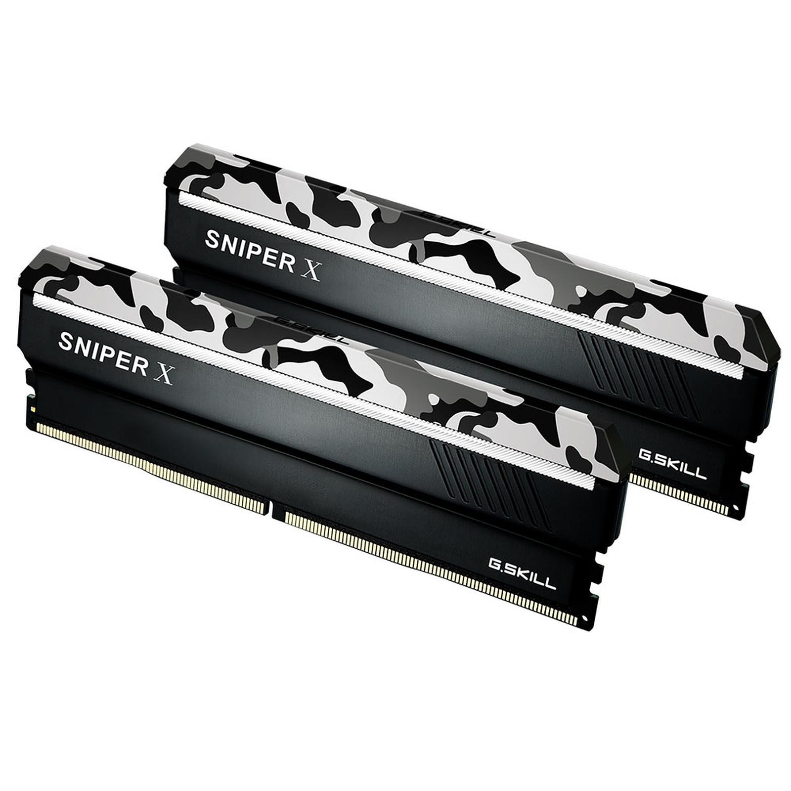 G.Skill Sniper X Series 16 GB (2x 8 GB) DDR4 3000 MHz CL16