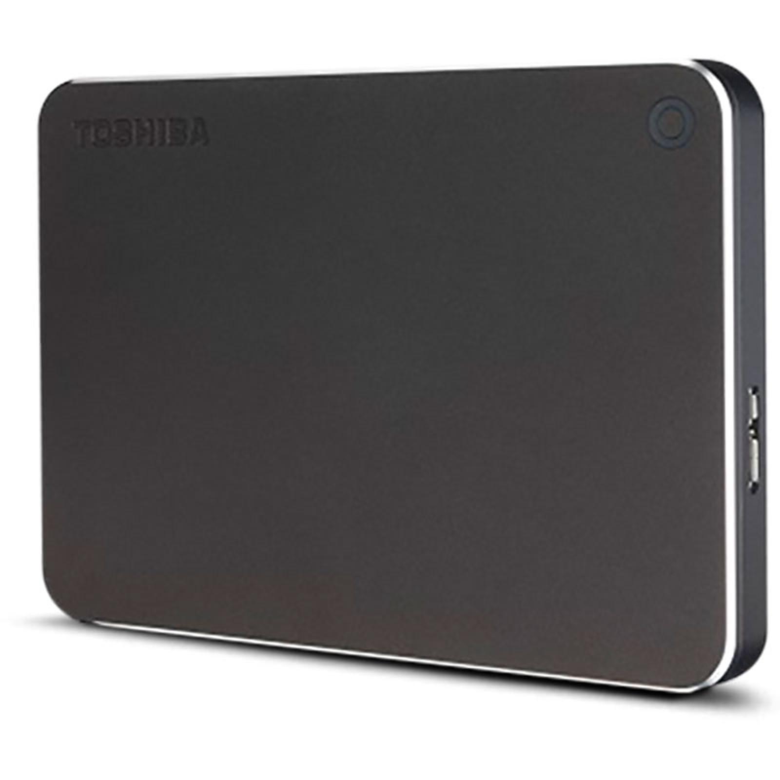 Toshiba Canvio Premium 2 To Noir