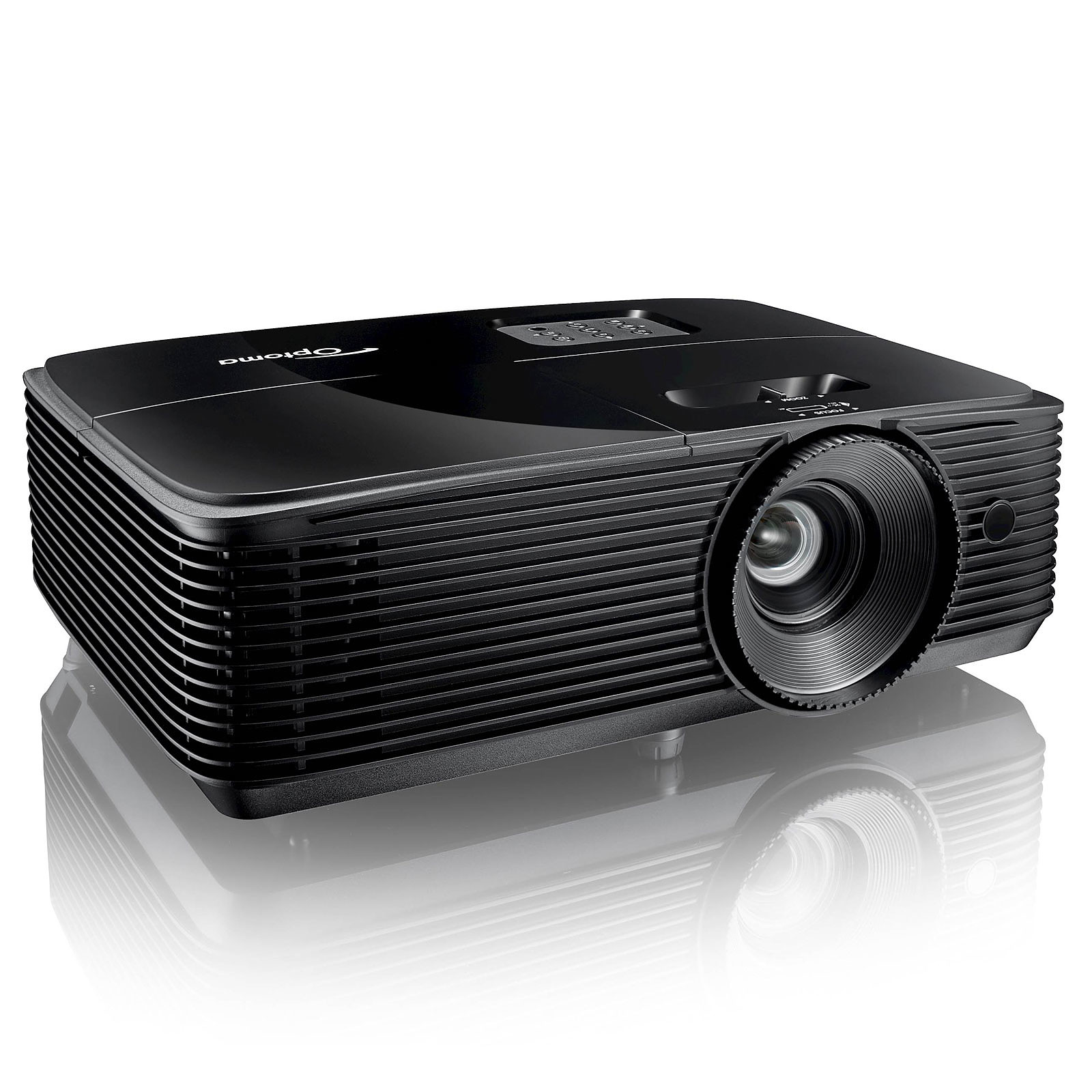 Optoma dh350 vid oprojecteur optoma sur - Support plafond videoprojecteur optoma ...