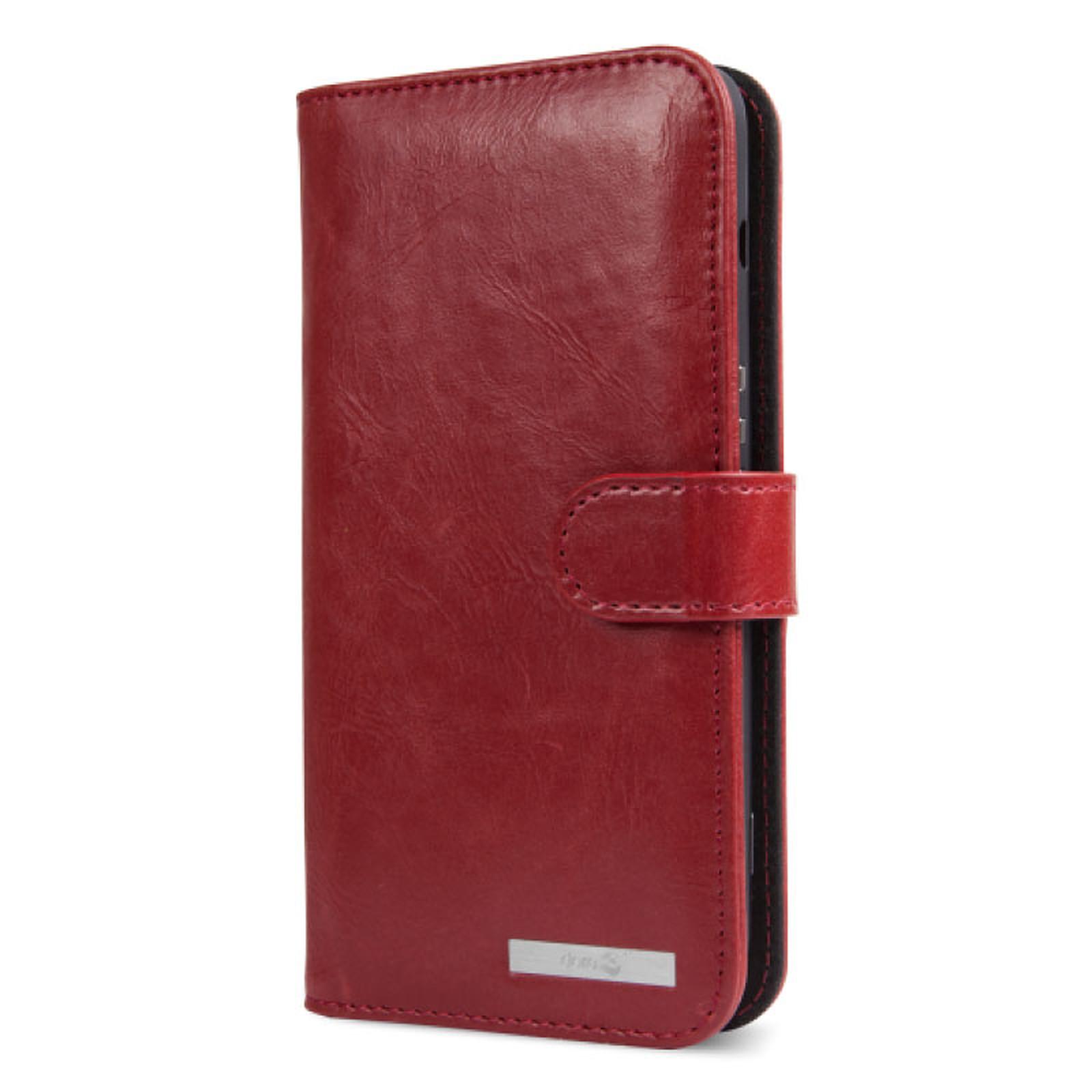 Doro Wallet Case Rouge 8040