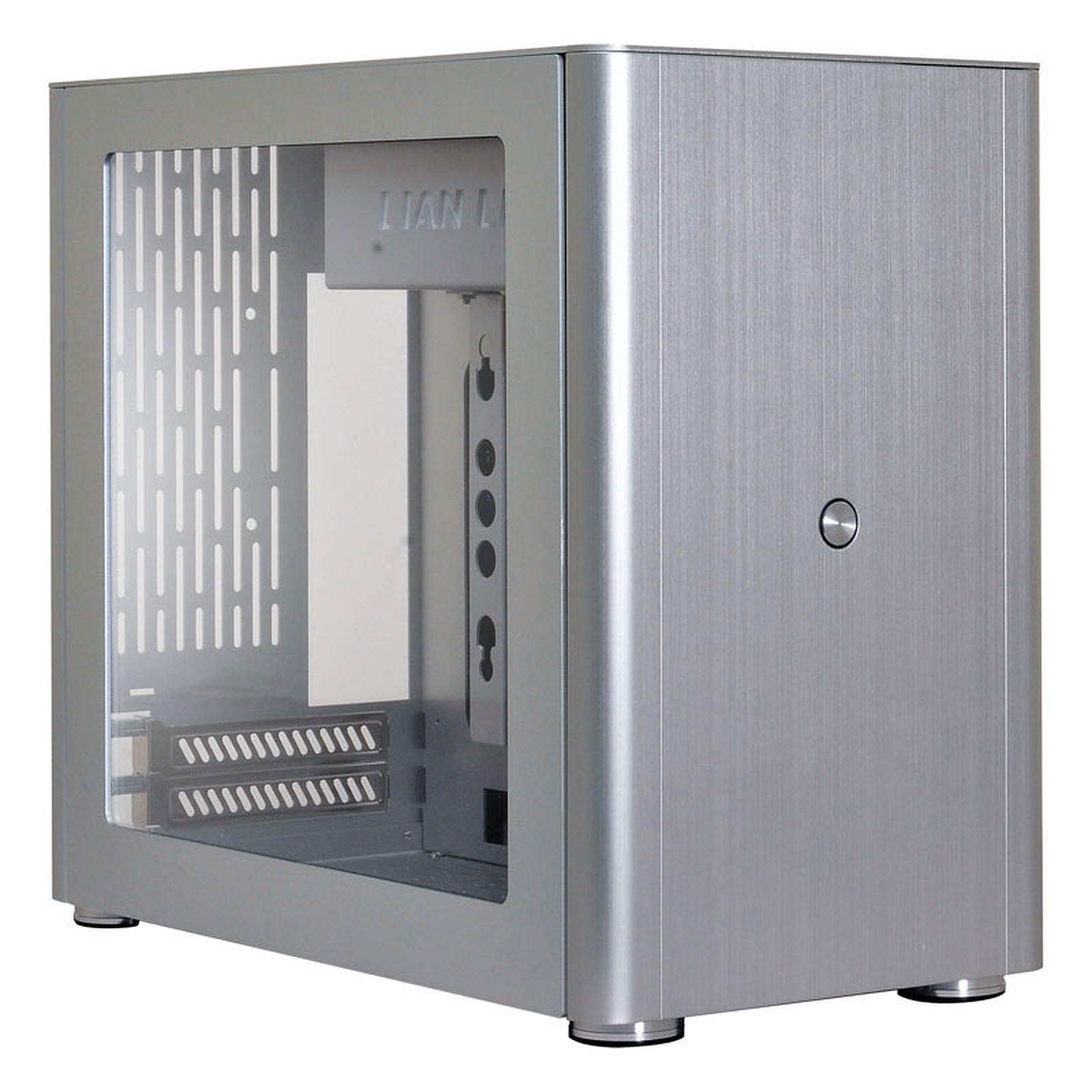 Lian Li PC-Q38W (argent)