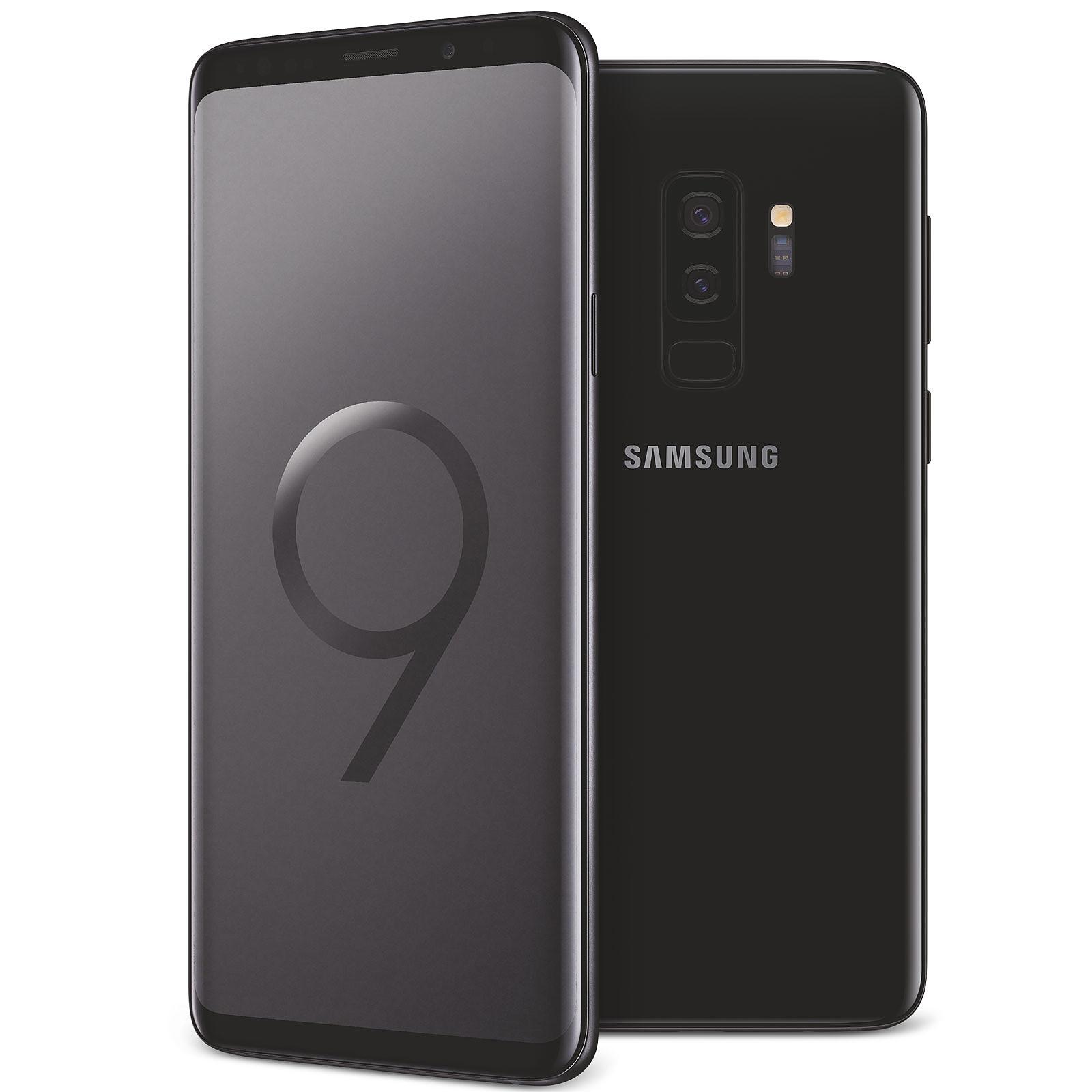 Samsung Galaxy S9+ SM-G965F Noir Carbone 256 Go