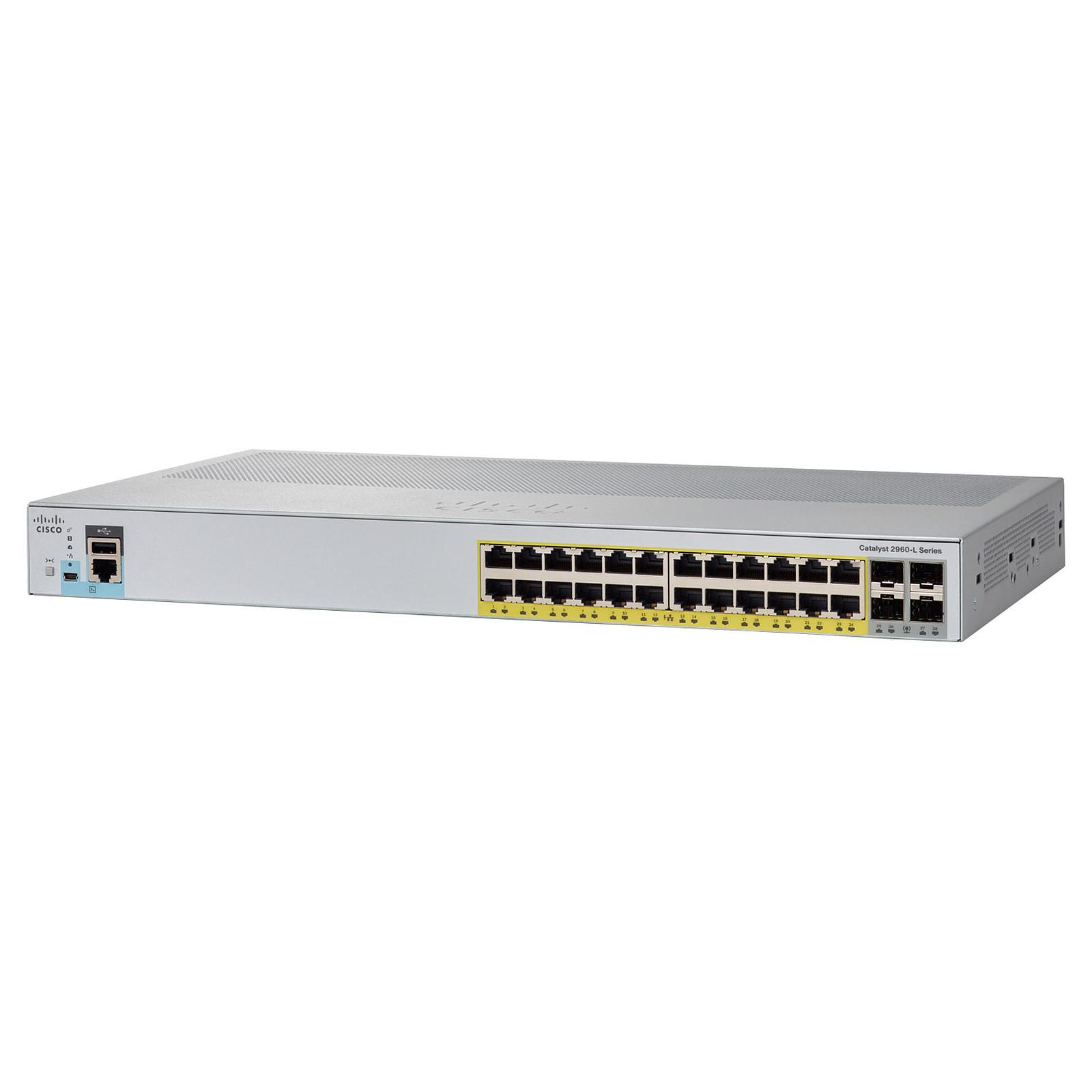 Cisco Catalyst WS-C2960L-24PS-LL