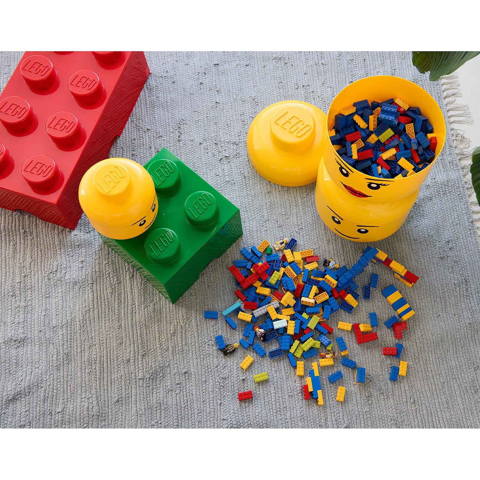 Lego Tete De Rangement Fille S Boite De Rangement Lego Sur Ldlc Com Museericorde