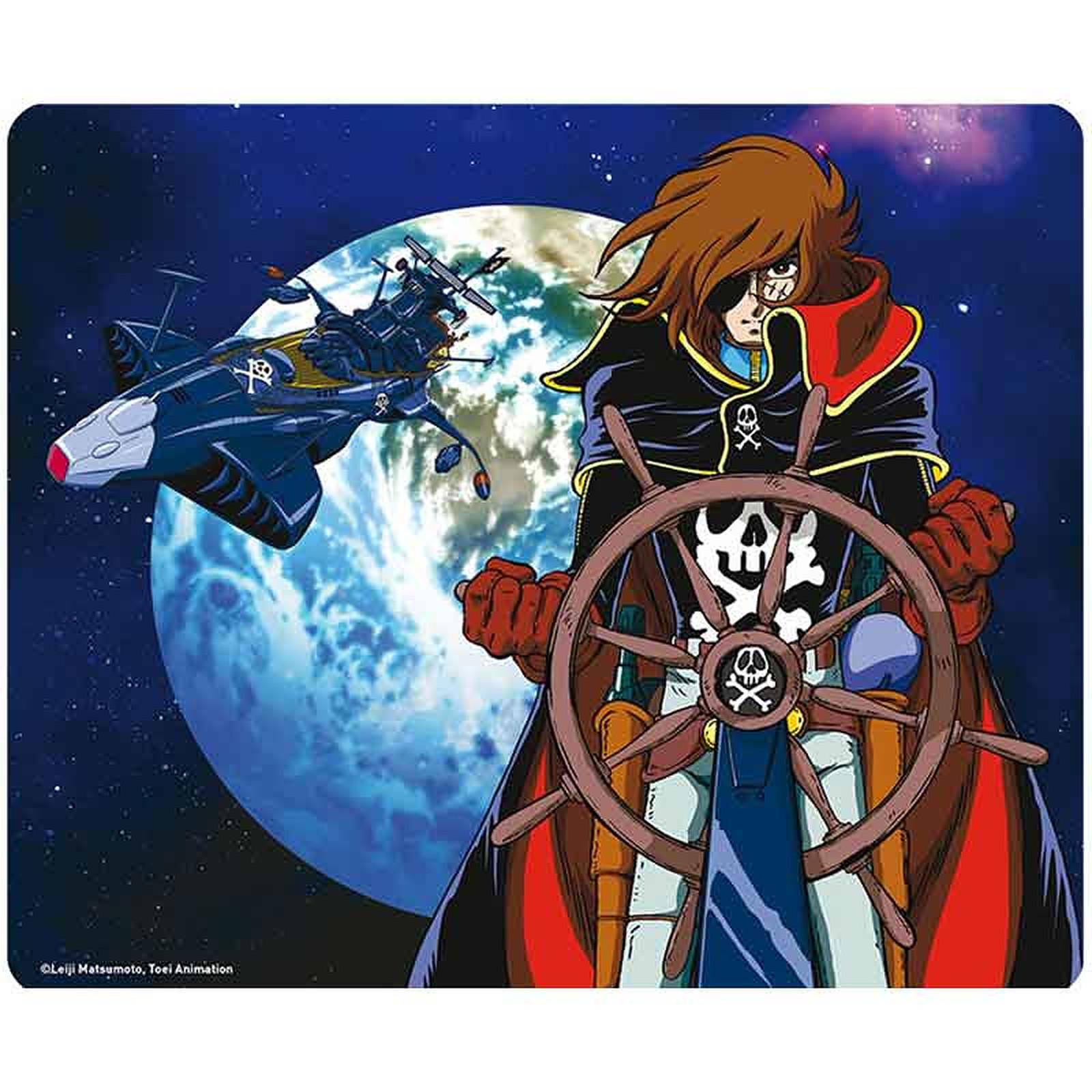 Albator Space Alfombra Pirata