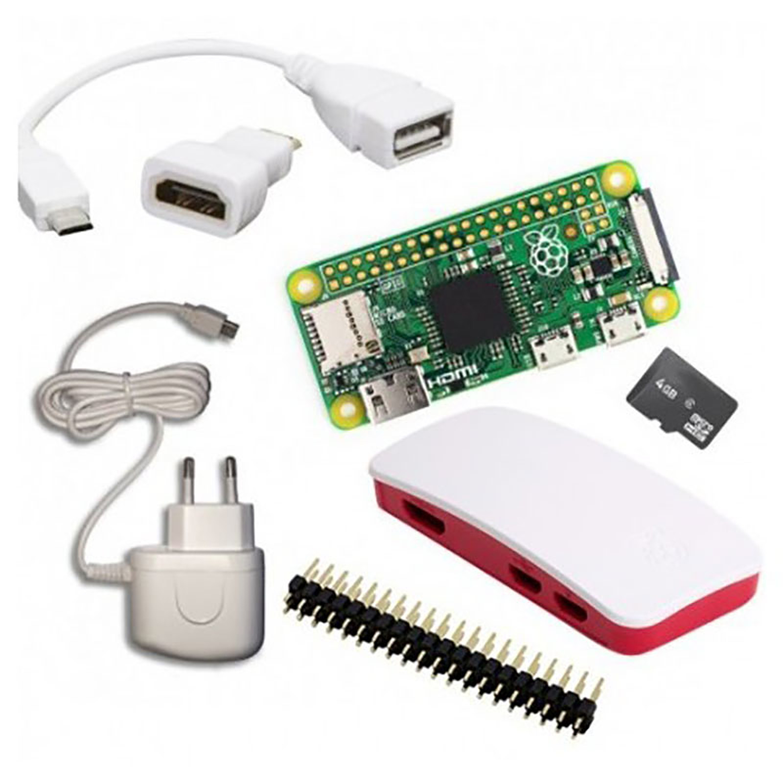 Raspberry Pi Zero V1.3 Starter Kit