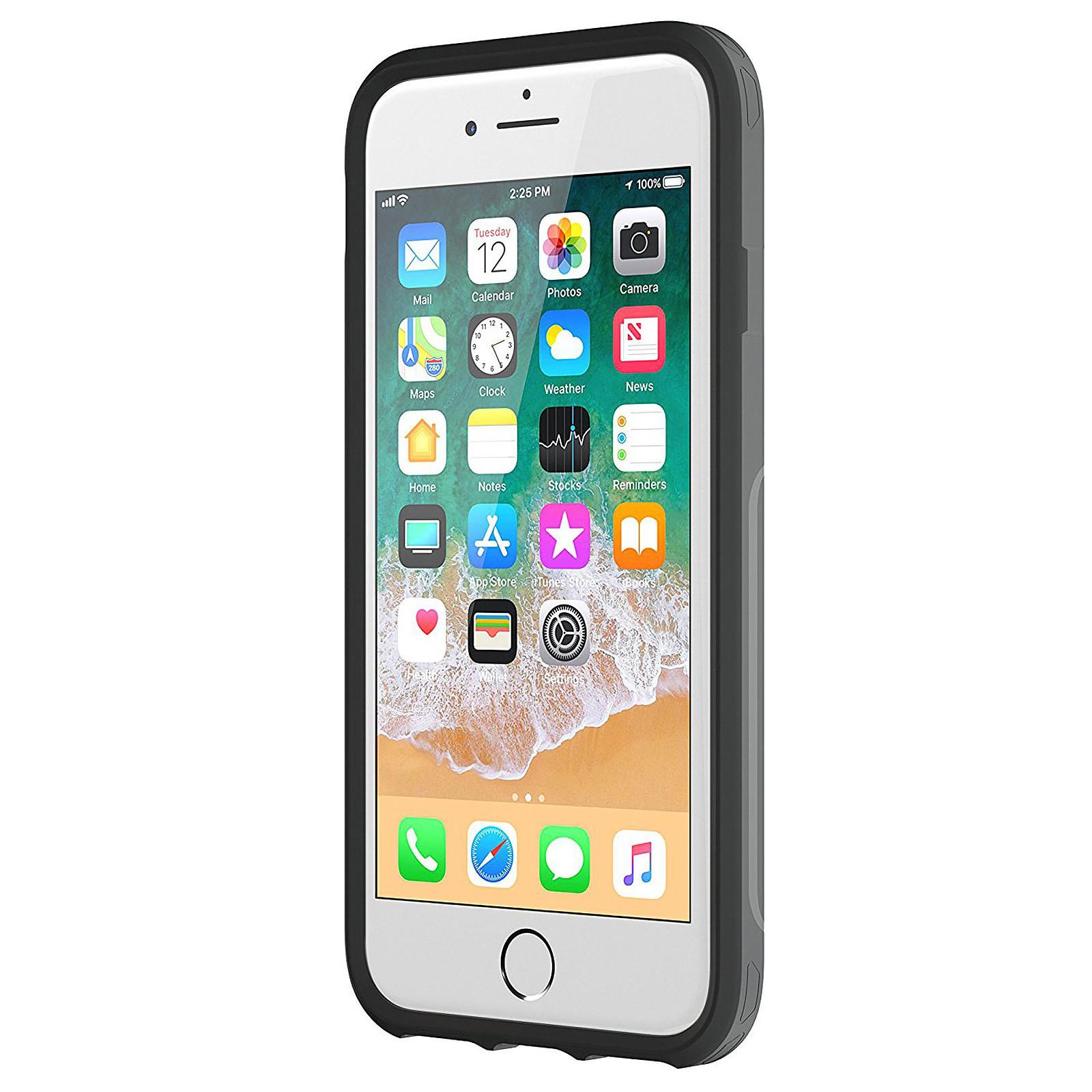 Griffin Survivor Strong Noir/Gris iPhone 8+/7+/6S+/6+