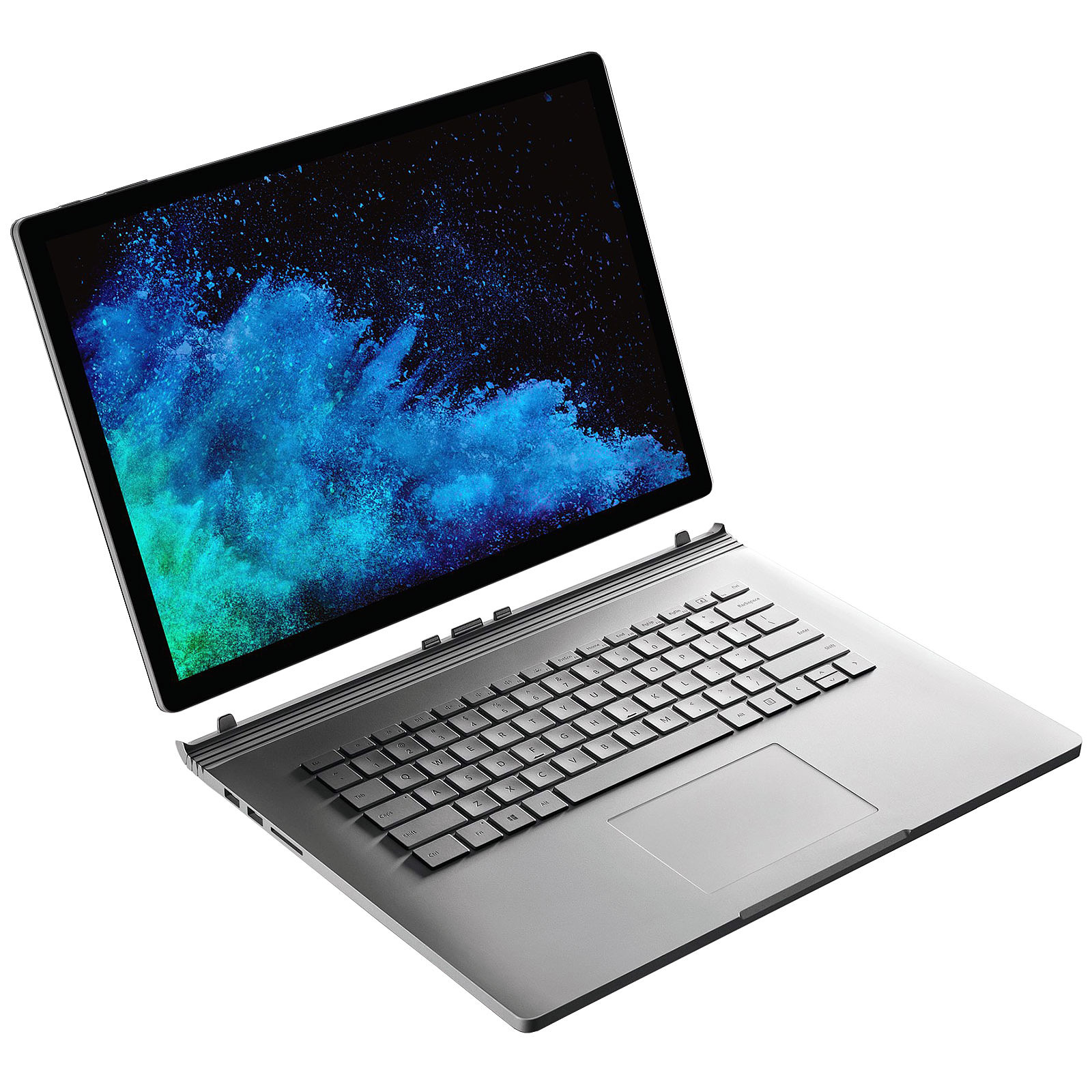 "Microsoft Surface Book 2 15"" - i7-8650U - 16 Go - 512 Go"