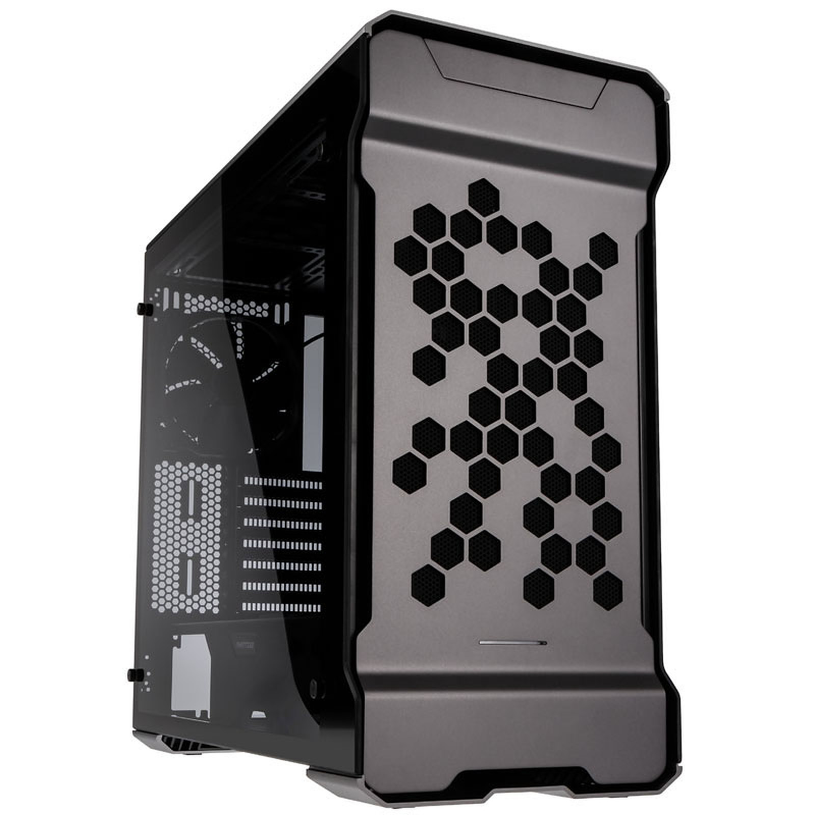 Phanteks Enthoo EVOLV ATX TG Flow Edition - Anthracite