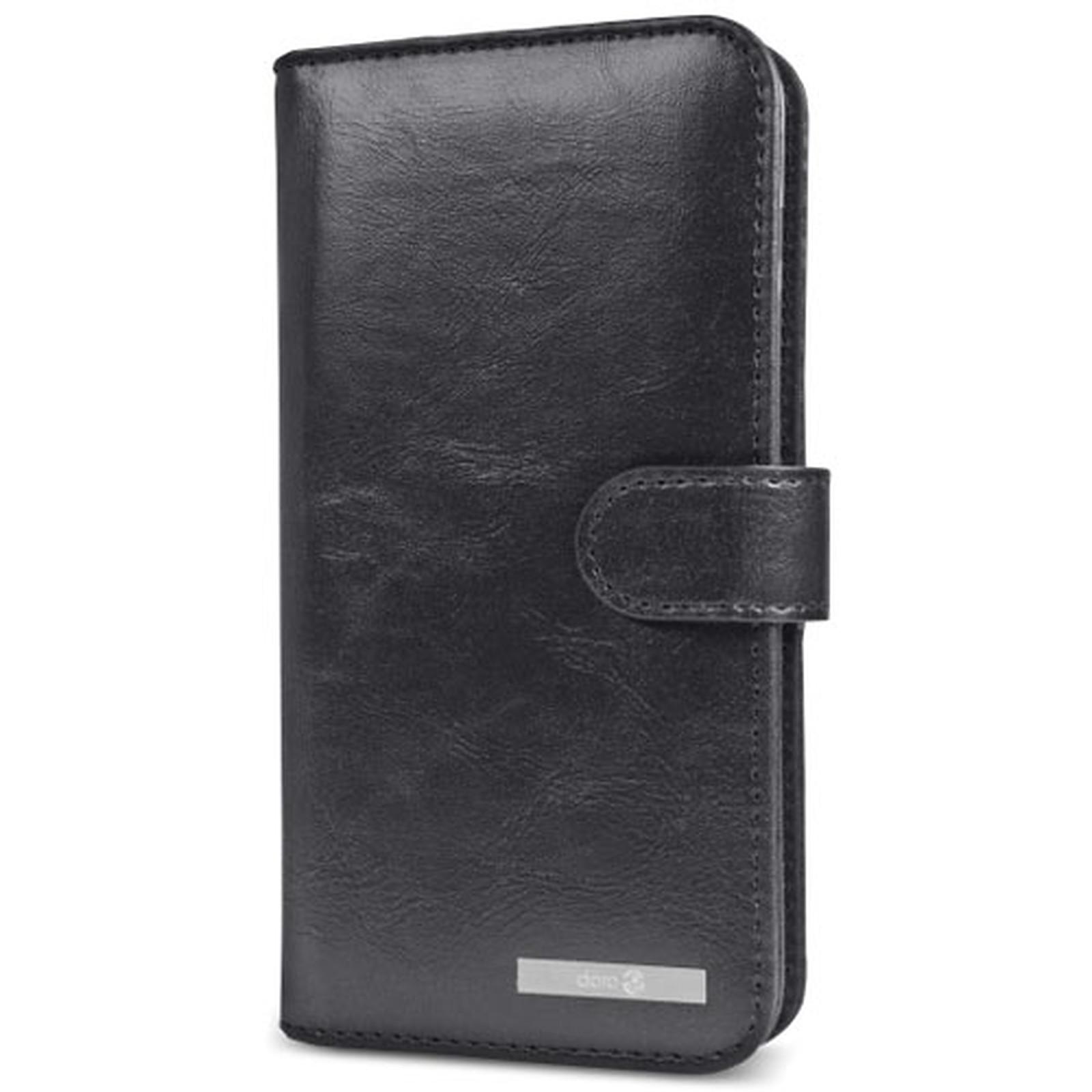 Doro Wallet Case Noir 8035