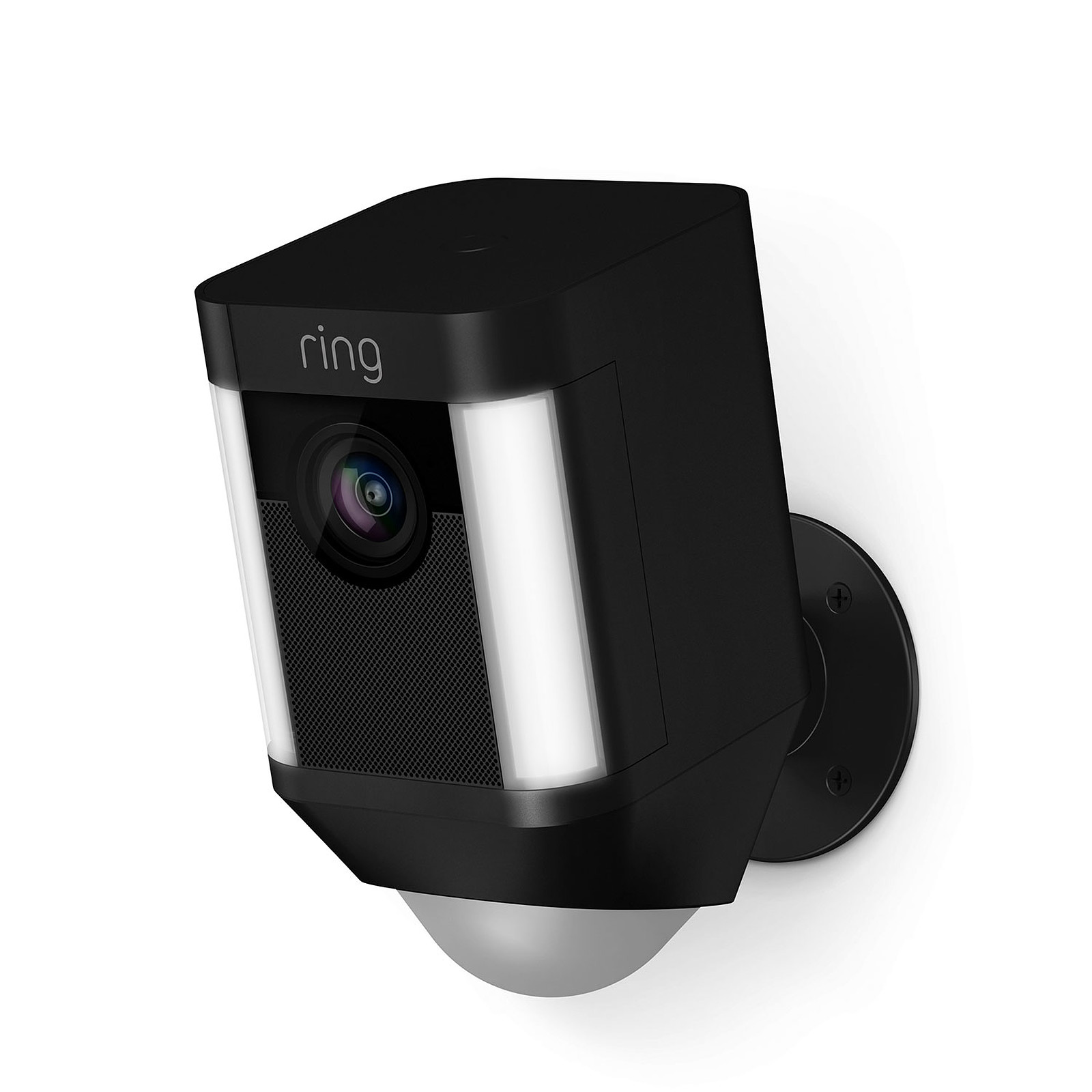 Ring Spotlight Cam Battery Noir
