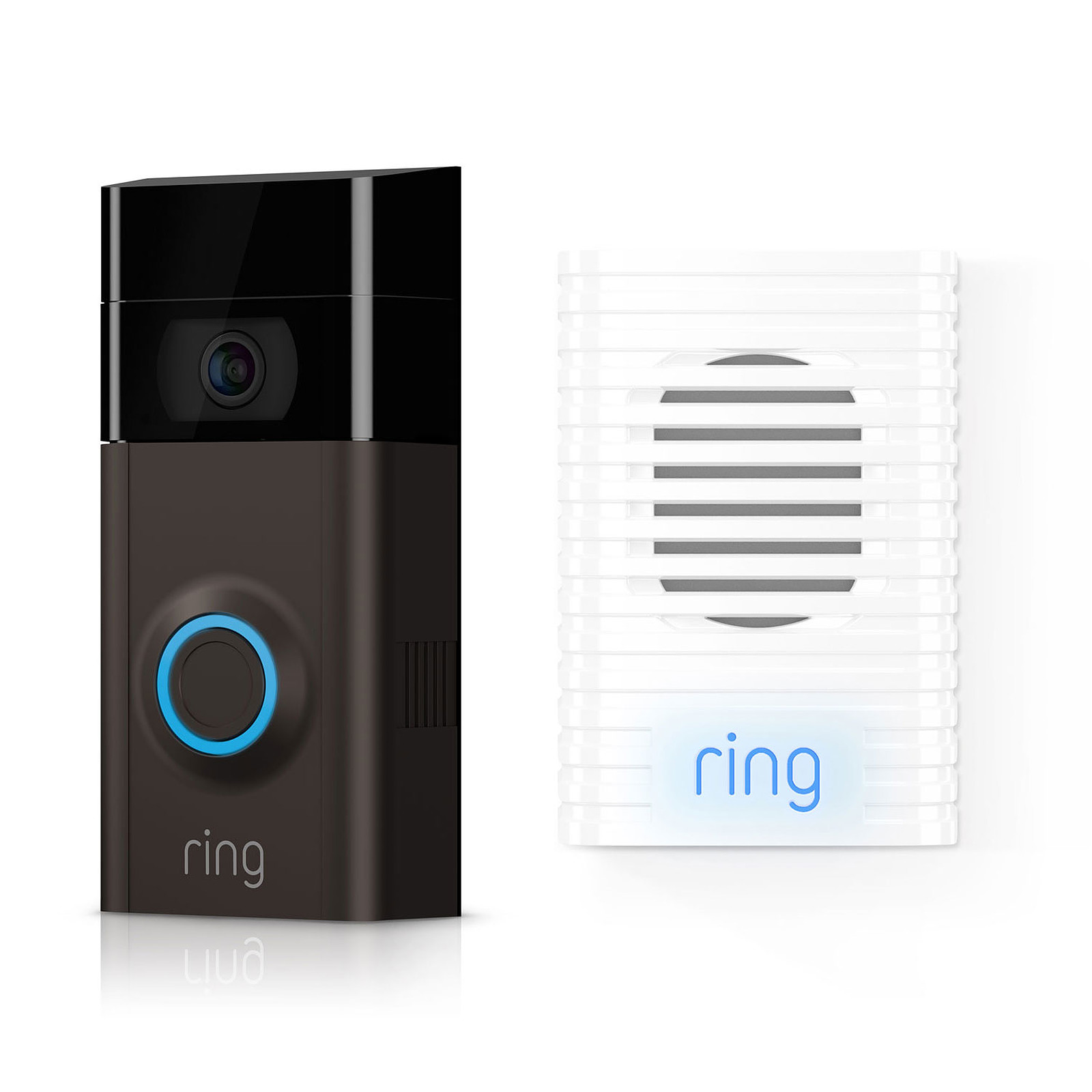 Ring Video Doorbell 2 + Ring Chime