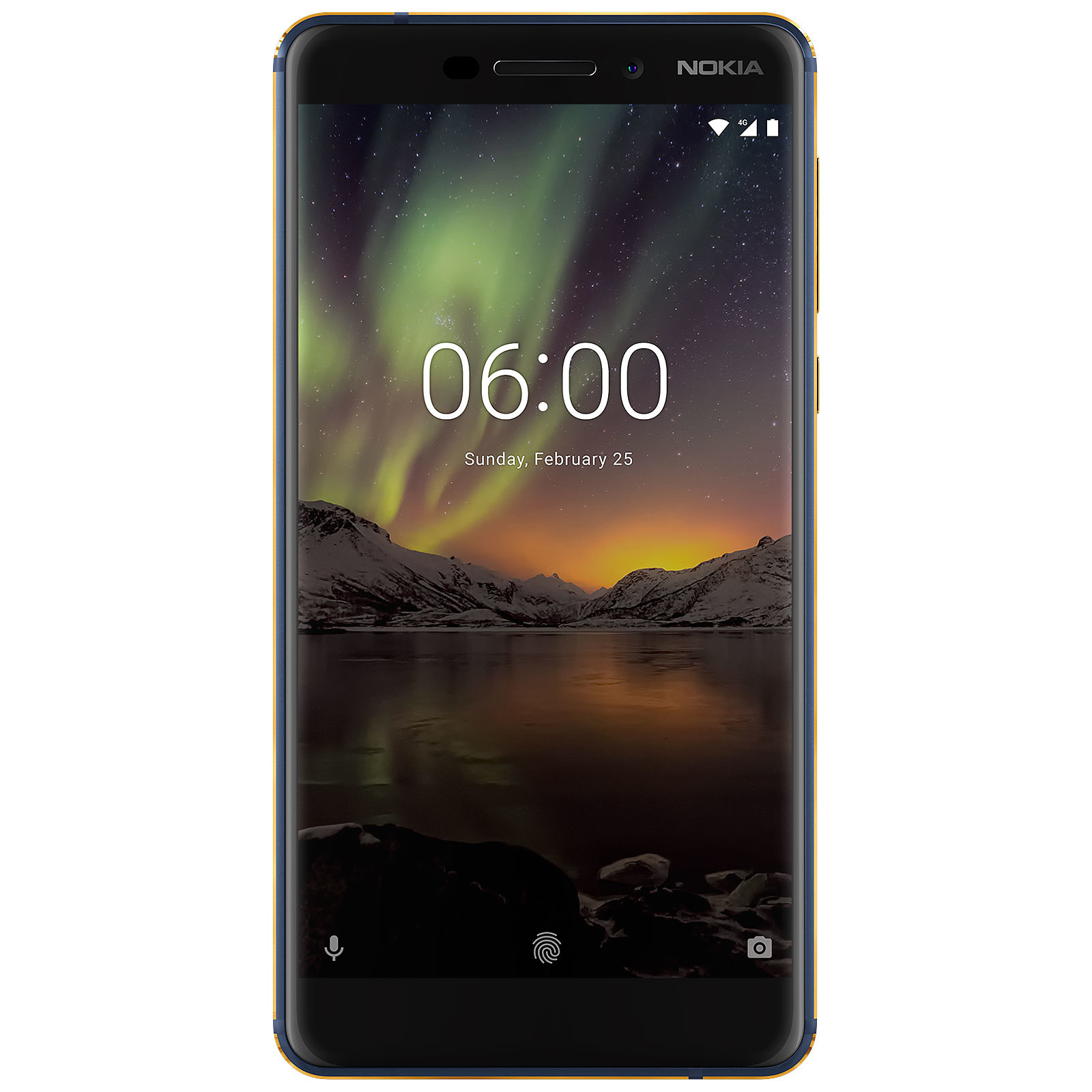 Nokia 6.1 Bleu