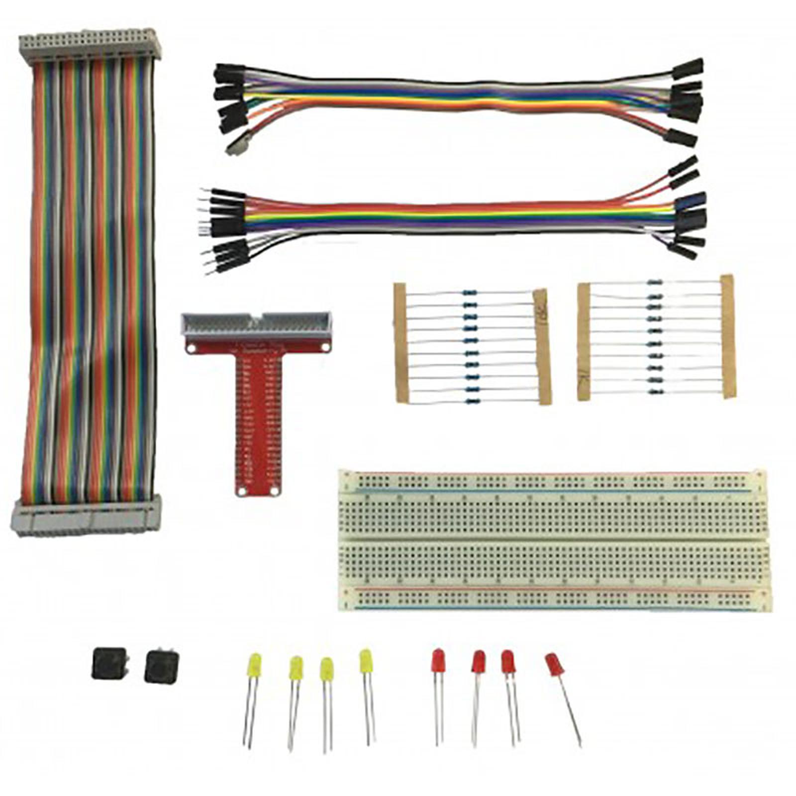 Kit de composants électroniques pour Raspberry Pi
