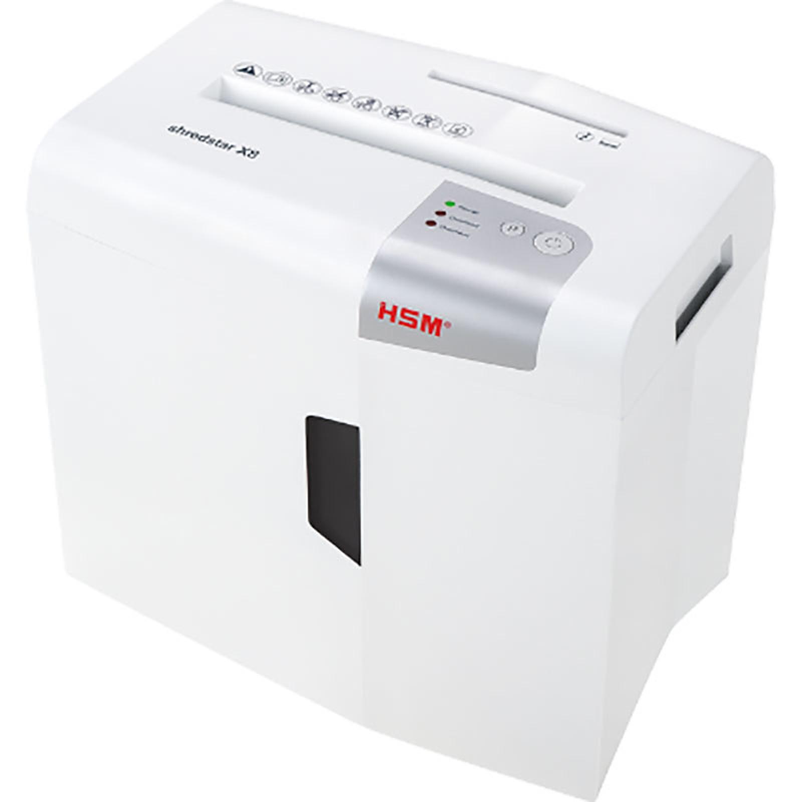 HSM Shredstar X8 - 4.5 x 30 mm