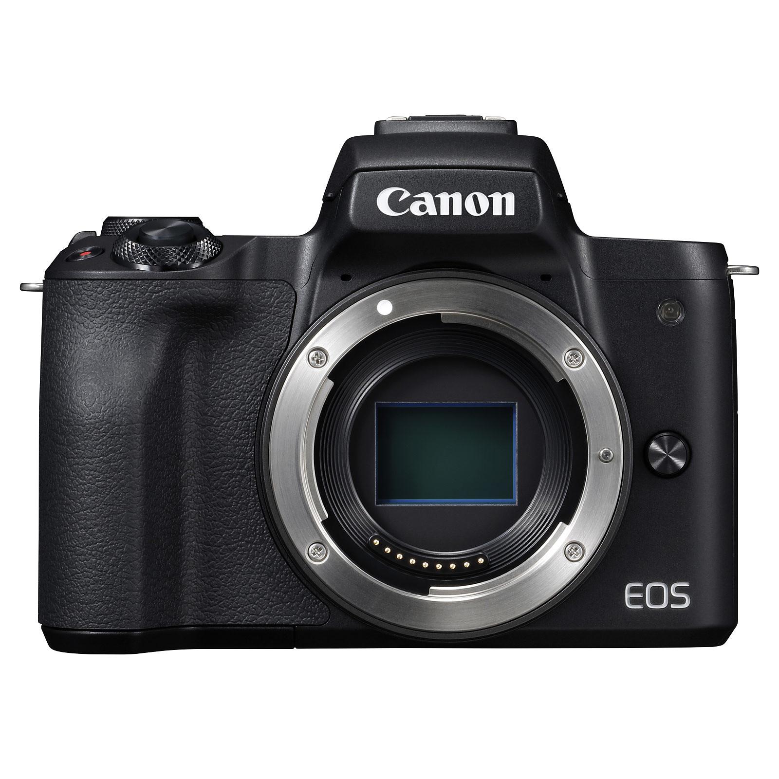 Canon EOS M50 Noir