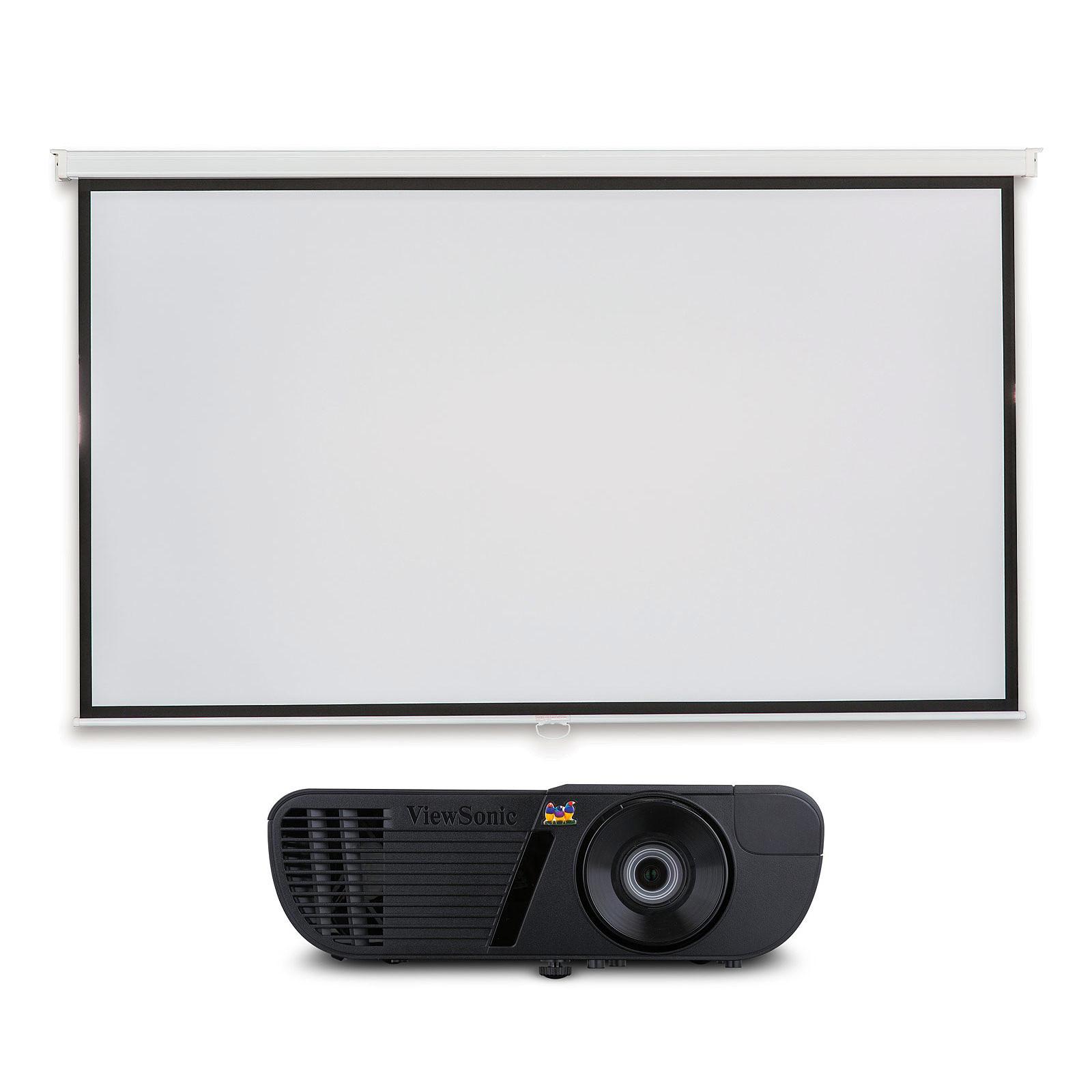 ViewSonic Pro7827 HD + PJ-SCW-1001W