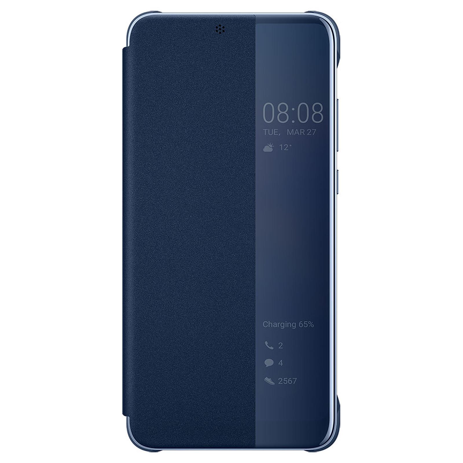 Huawei Smart View Flip Cover Azul para P20