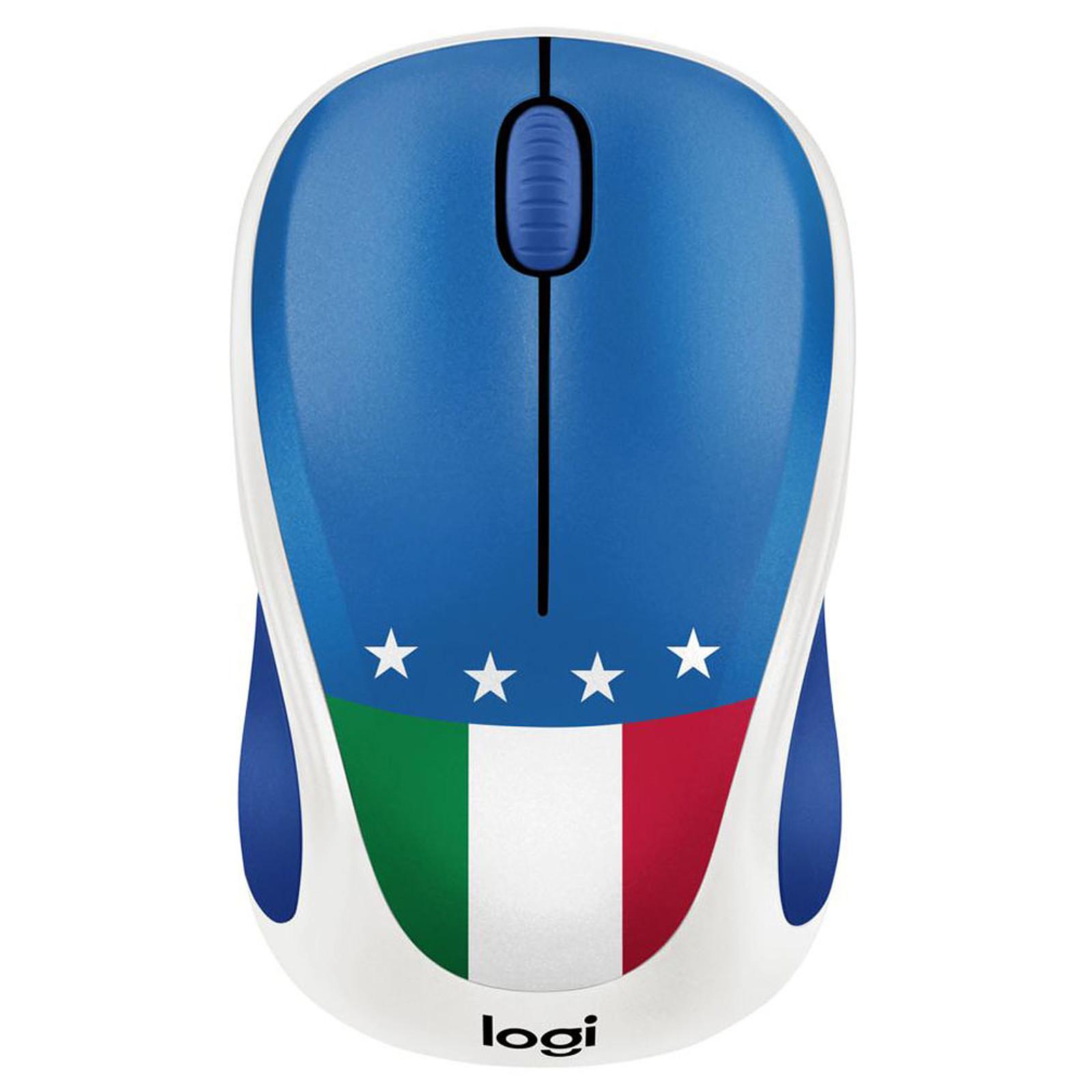 Logitech M238 Wireless Mouse Fan Collection Italie