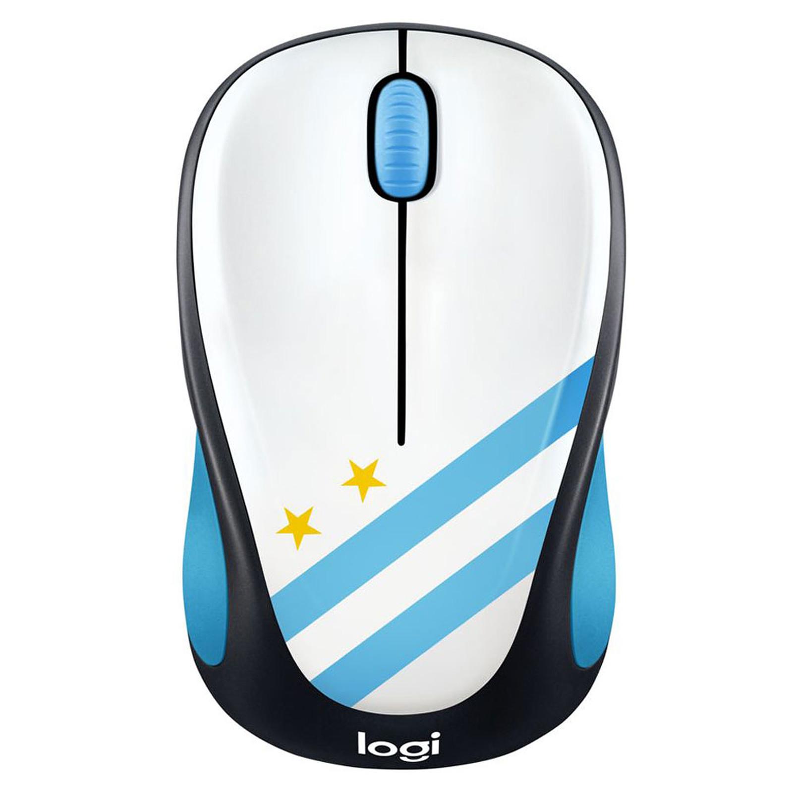 Logitech M238 Wireless Mouse Fan Collection Argentine