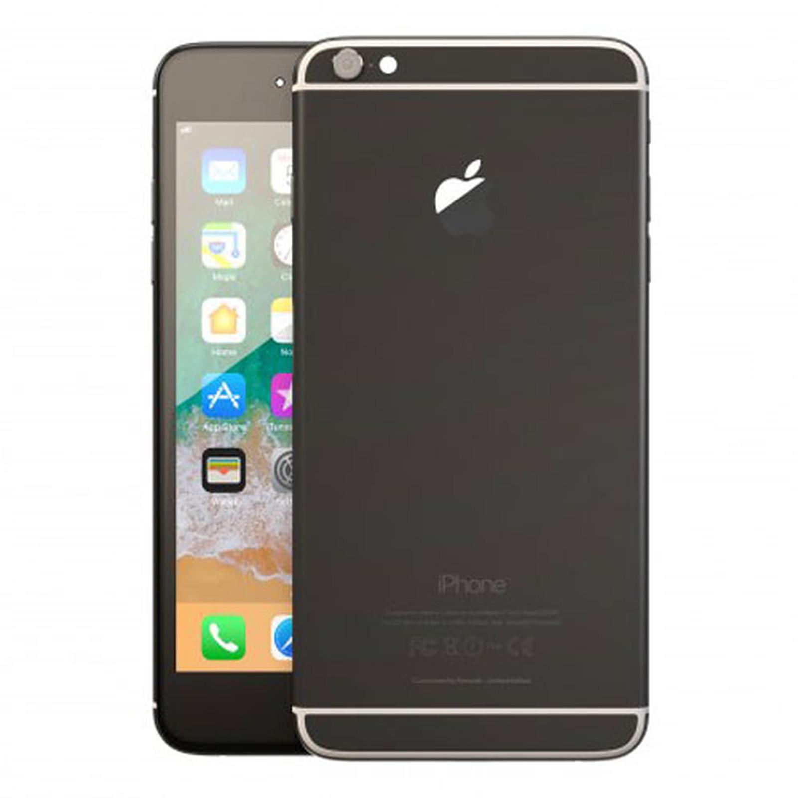 Remade iPhone 6s 16 Go Noir Graphite (Grade A+)