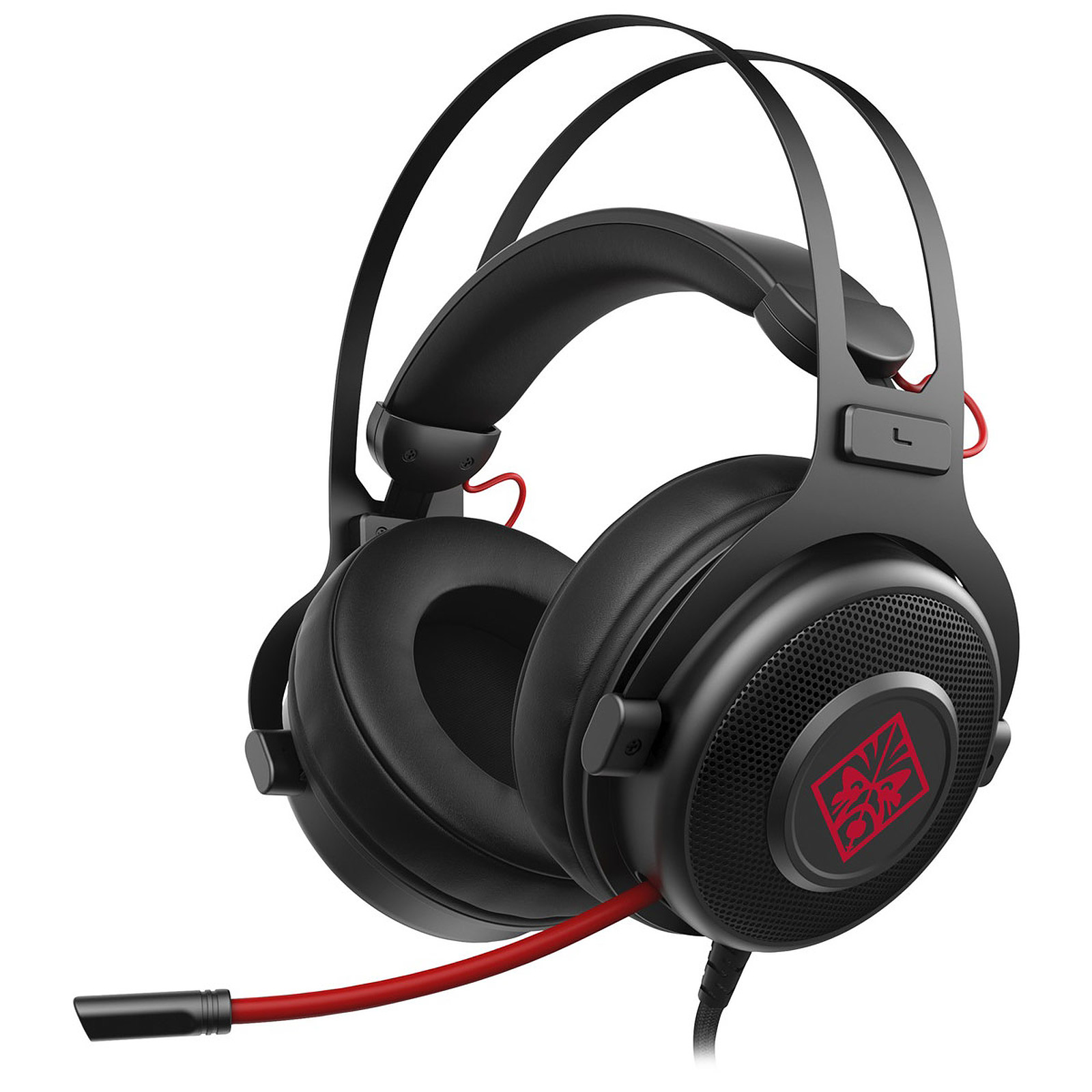 Hp Omen Headset 800 Micro Casque Hp Sur Ldlccom