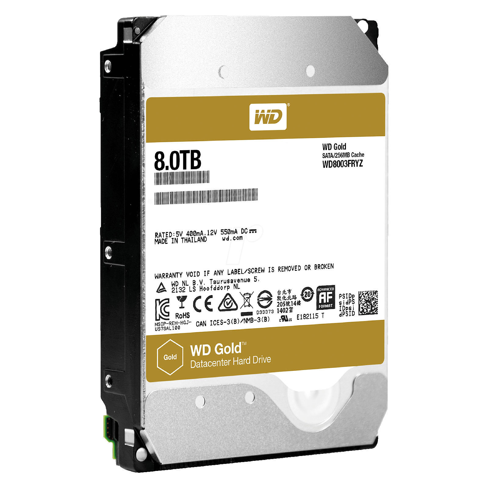 WD Gold 8 To