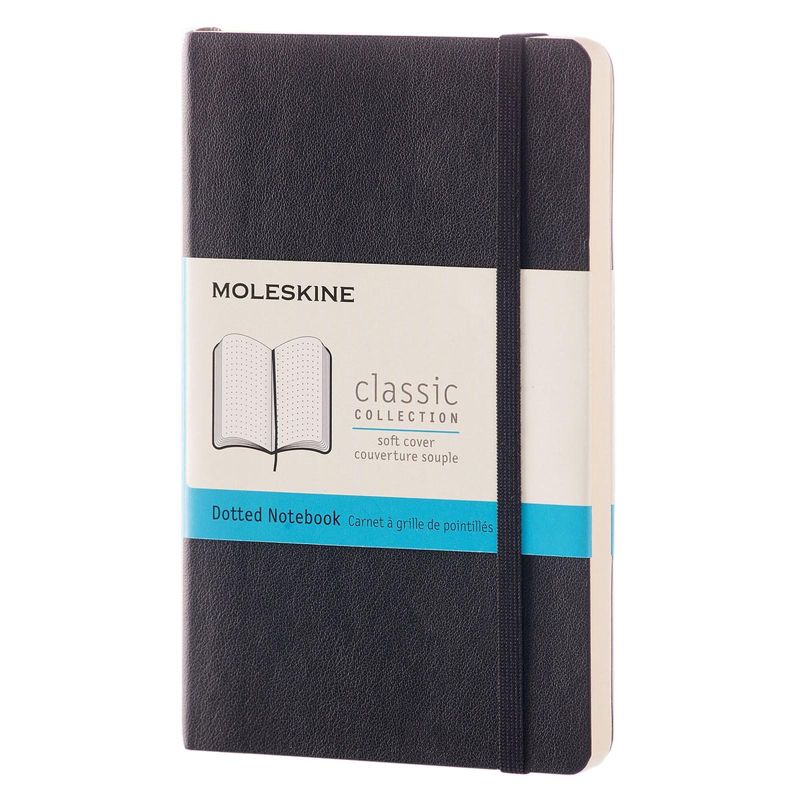Moleskine Classic Soft Pocket Dotted Noir