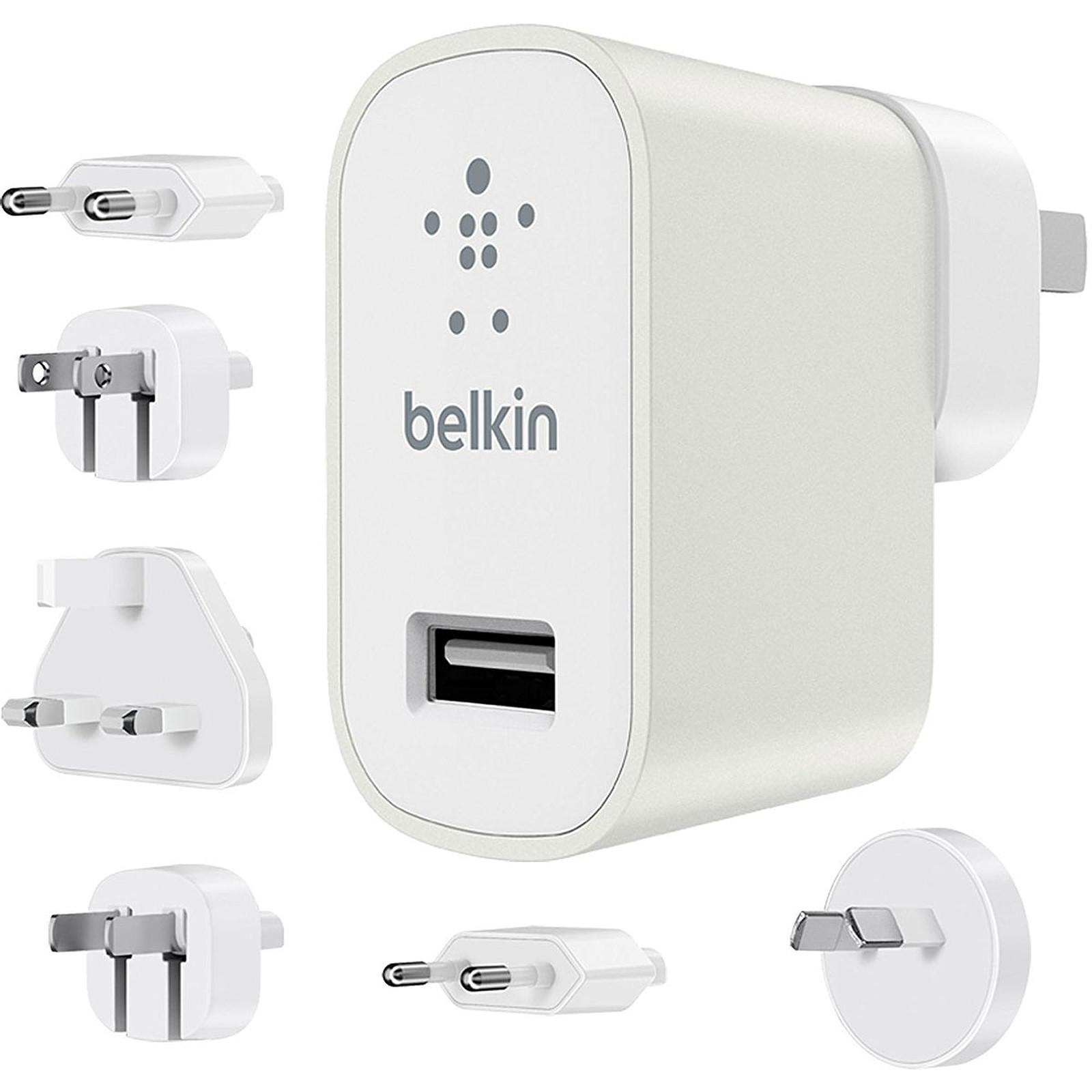 Belkin Kit de voyage international (F8M967btWHT)
