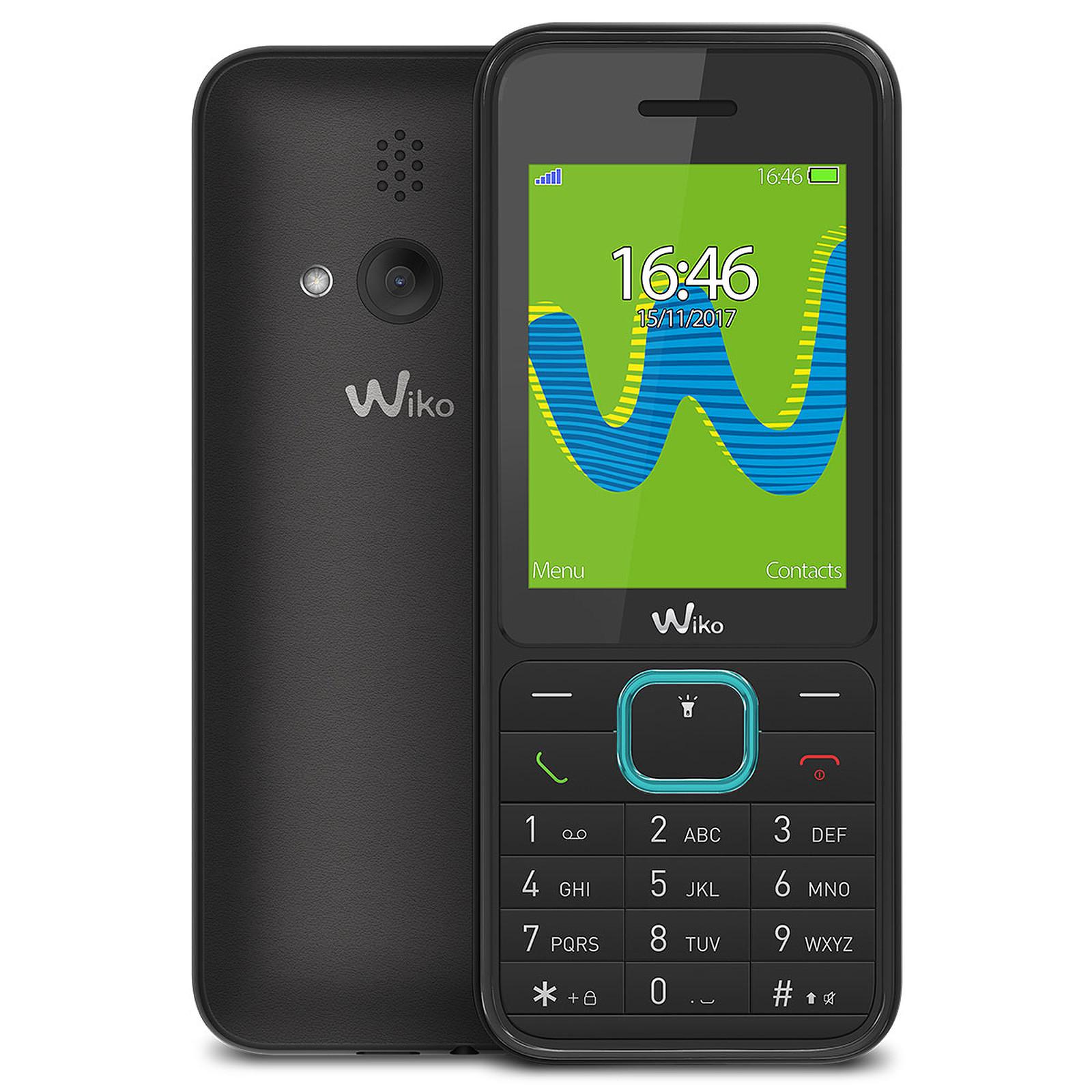 Wiko Riff 3 LS negro