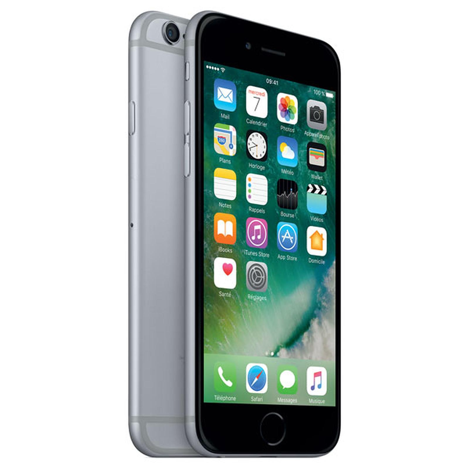 Remade iPhone 6 64 Go Gris Sidéral (Grade A+)