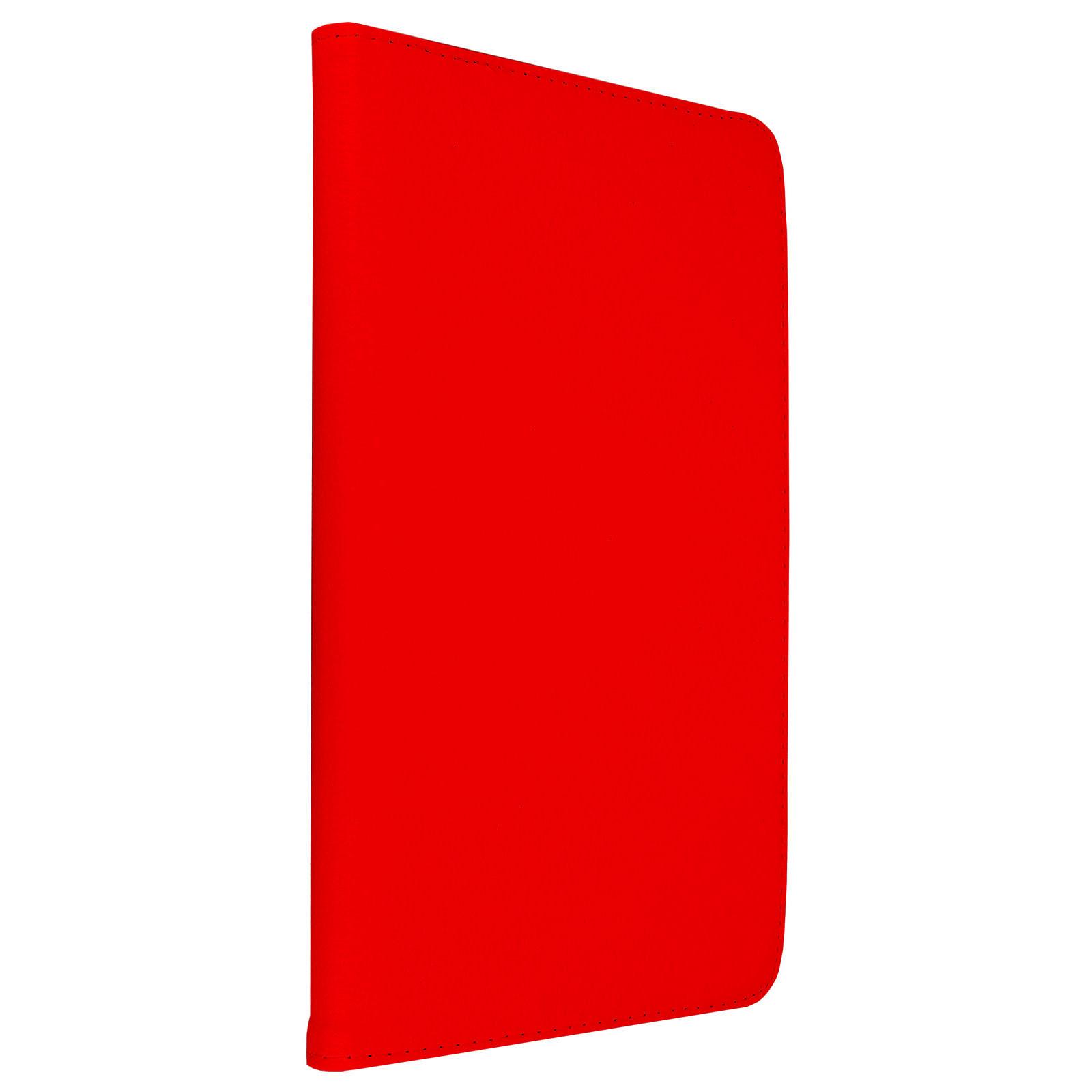 "Akashi Folio Galaxy Tab A6 10.1"" Rojo"
