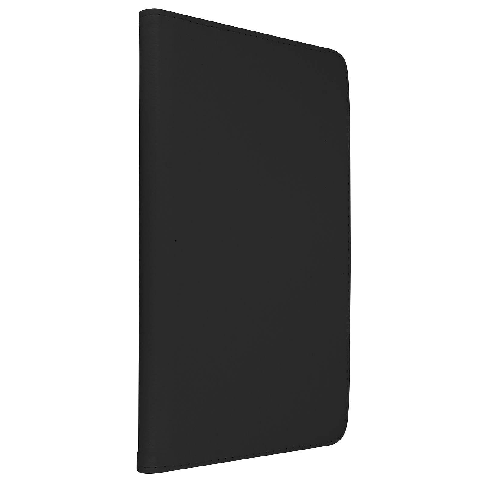 """Akashi Etui Folio Galaxy Tab A6 10.1"""" Noir"""