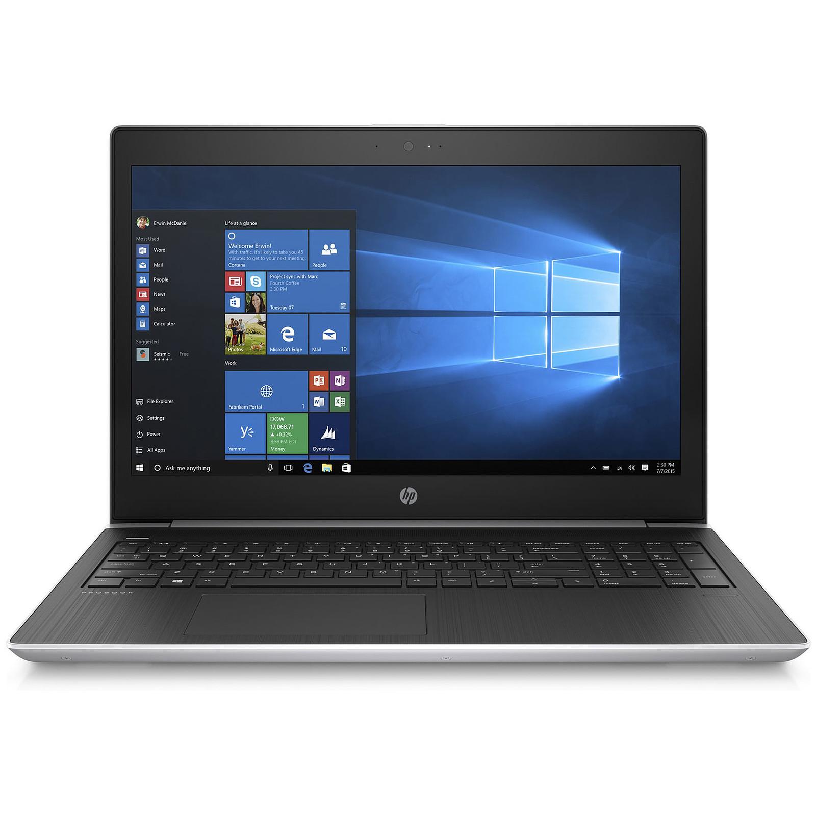 8fcfc6337ff797 HP ProBook 450 G5 (2XY35EA) - PC portable HP sur LDLC.com