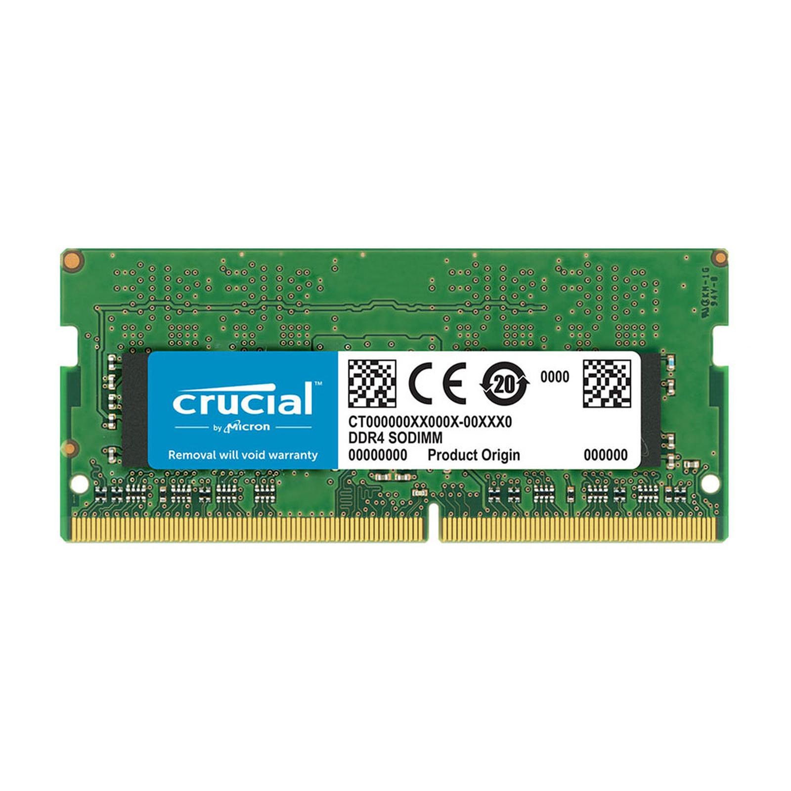 Crucial SO-DIMM DDR4 2 Go 2400 MHz CL17 SR X16