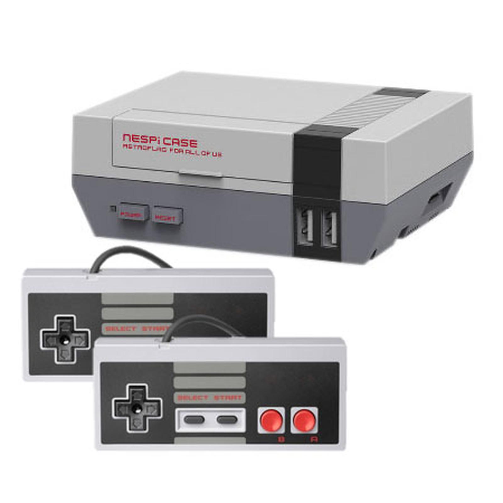Raspberry Pi Retro Console (NES Edition)
