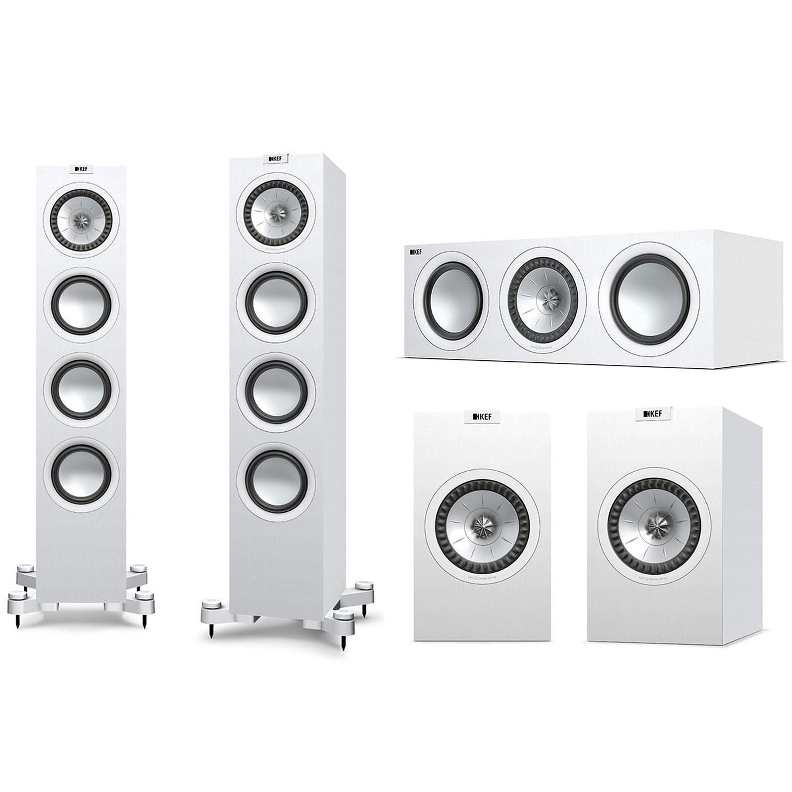 KEF Q550 System Blanc