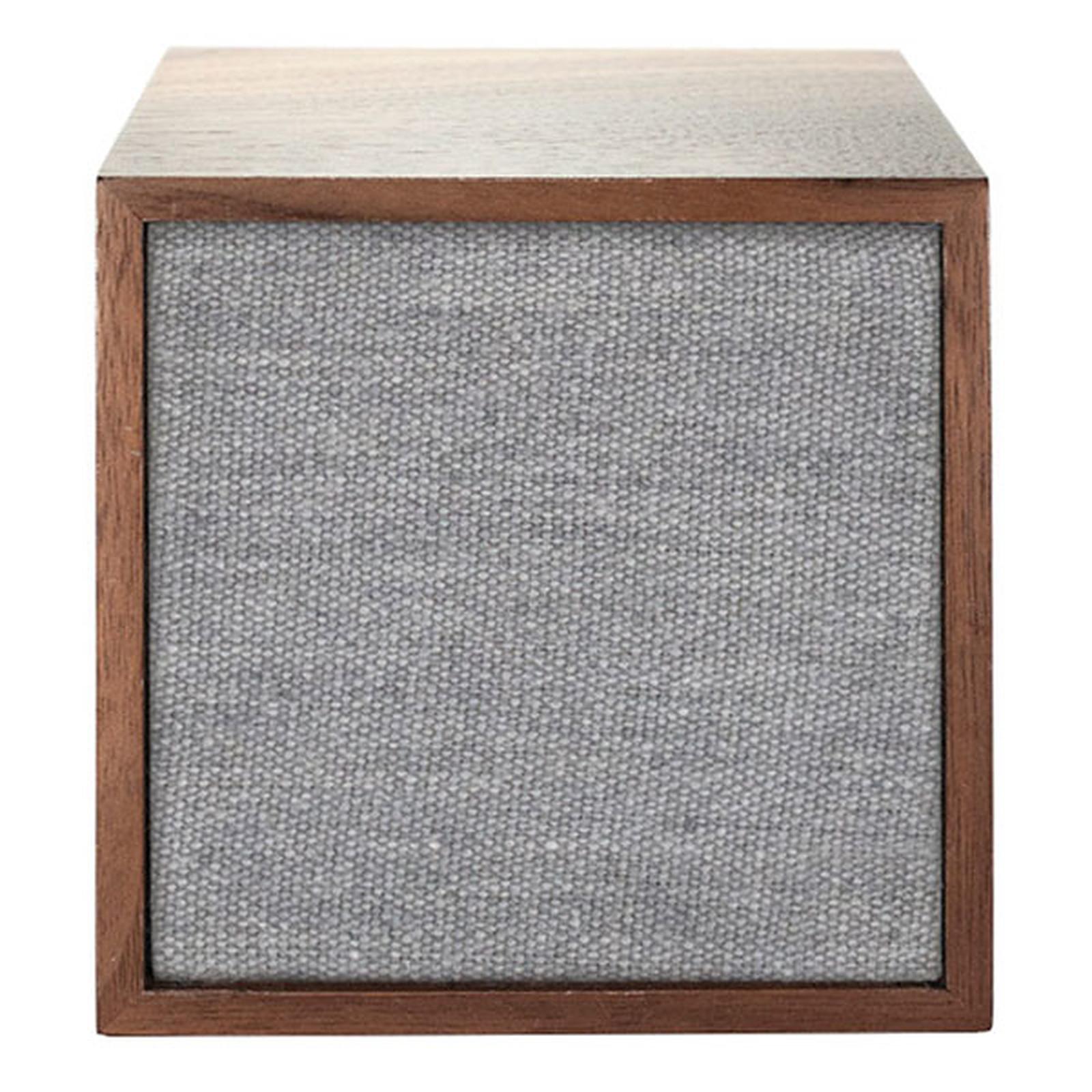 Tivoli Audio Cube Noyer / Gris