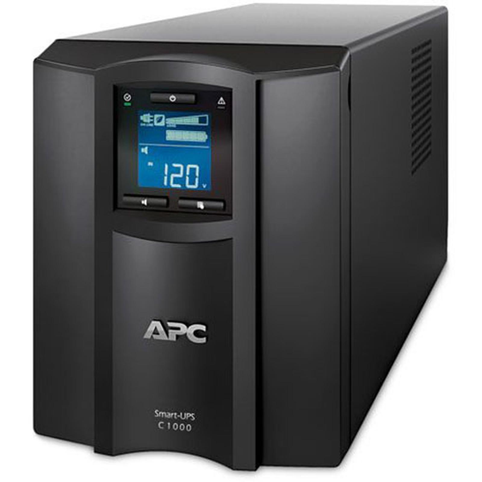 APC Smart-UPS SMC 1000 VA Tour