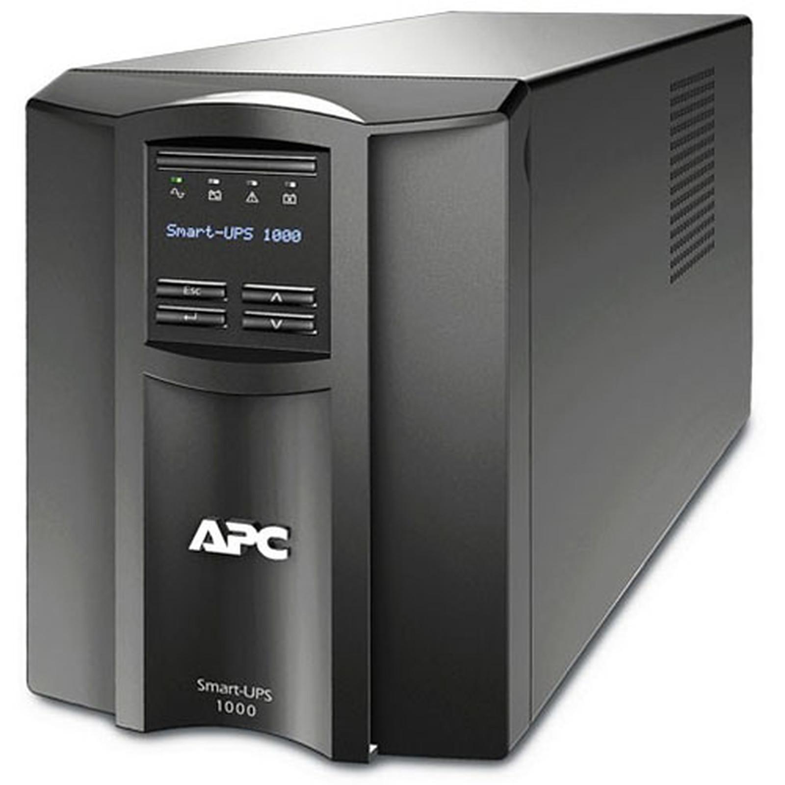 APC Smart-UPS SMT 1000VA Tour