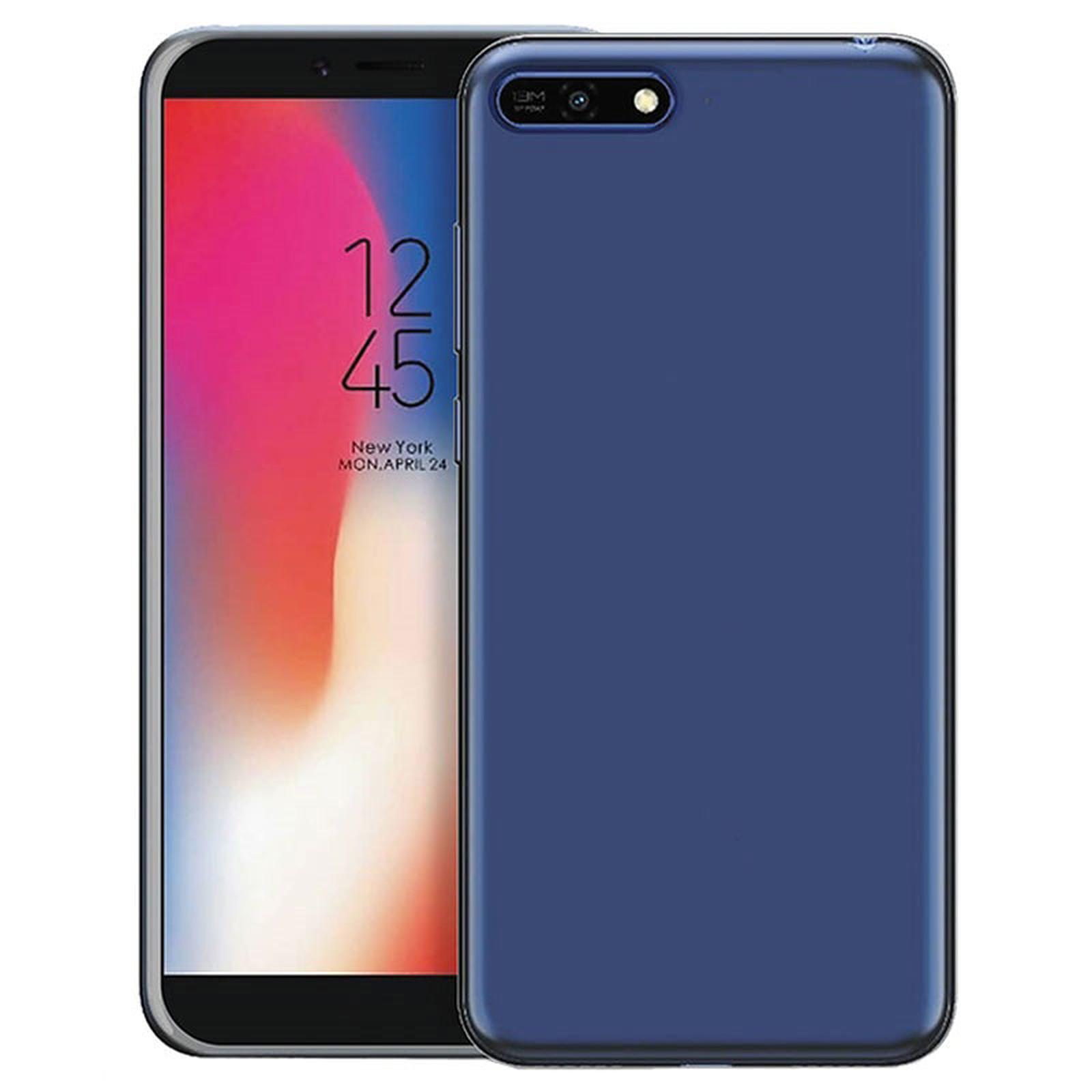 Akashi Coque TPU Transparente Huawei Y6 2018