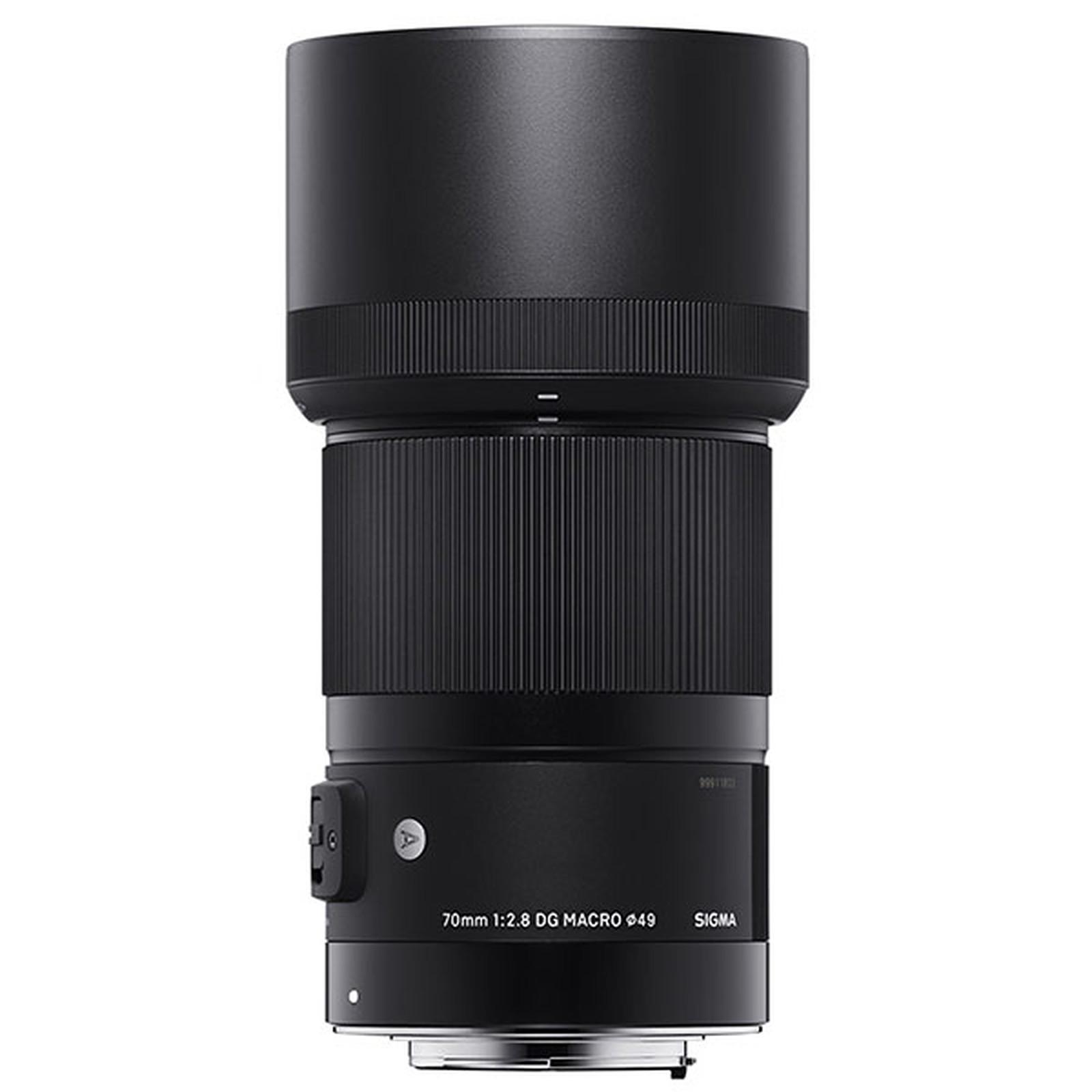 SIGMA 70mm f/2.8 DG Macro Art monture Sony E