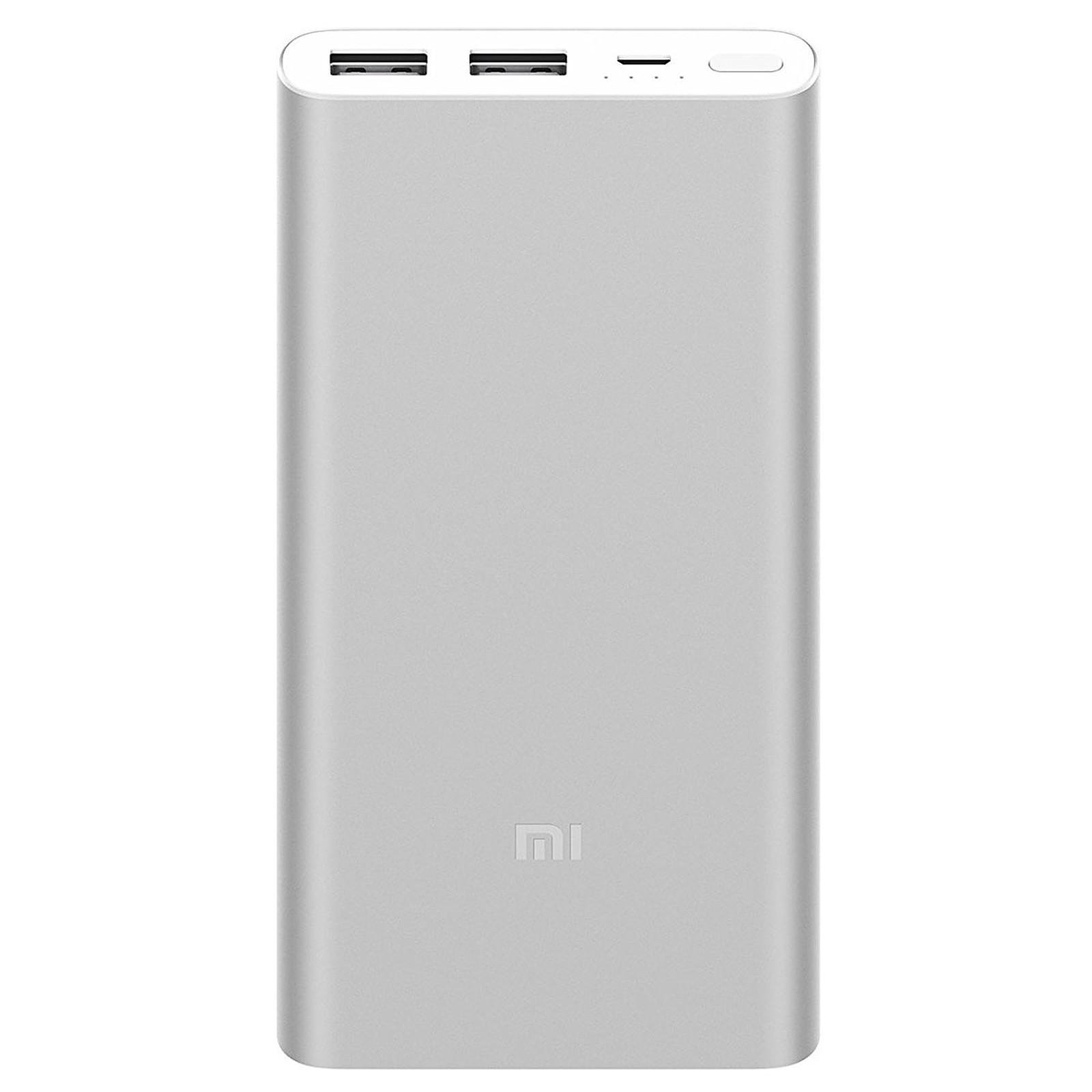 Xiaomi Mi Powerbank 2S Plateado