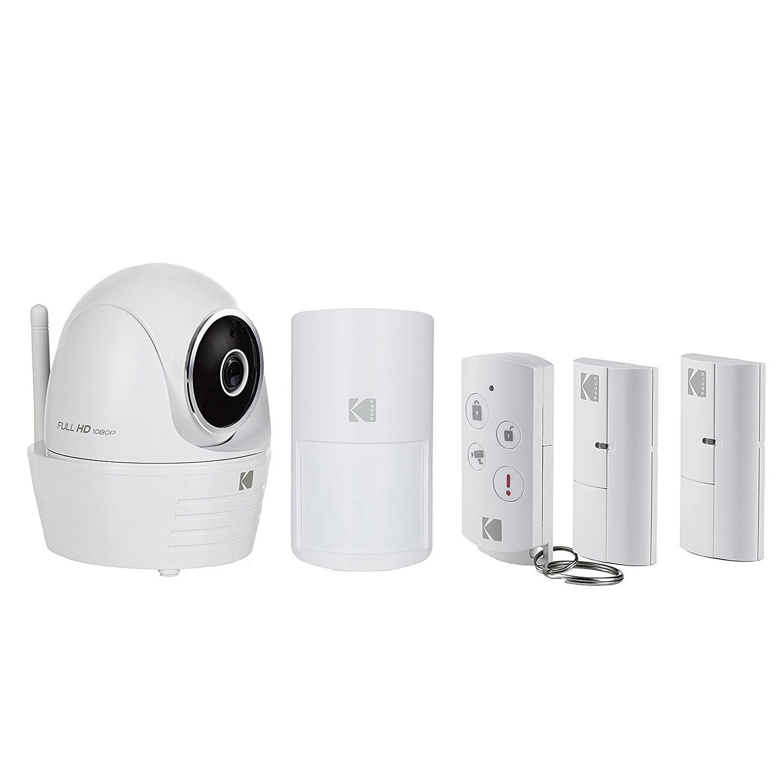 Kodak Caméra de sécurité IP101WG Premium