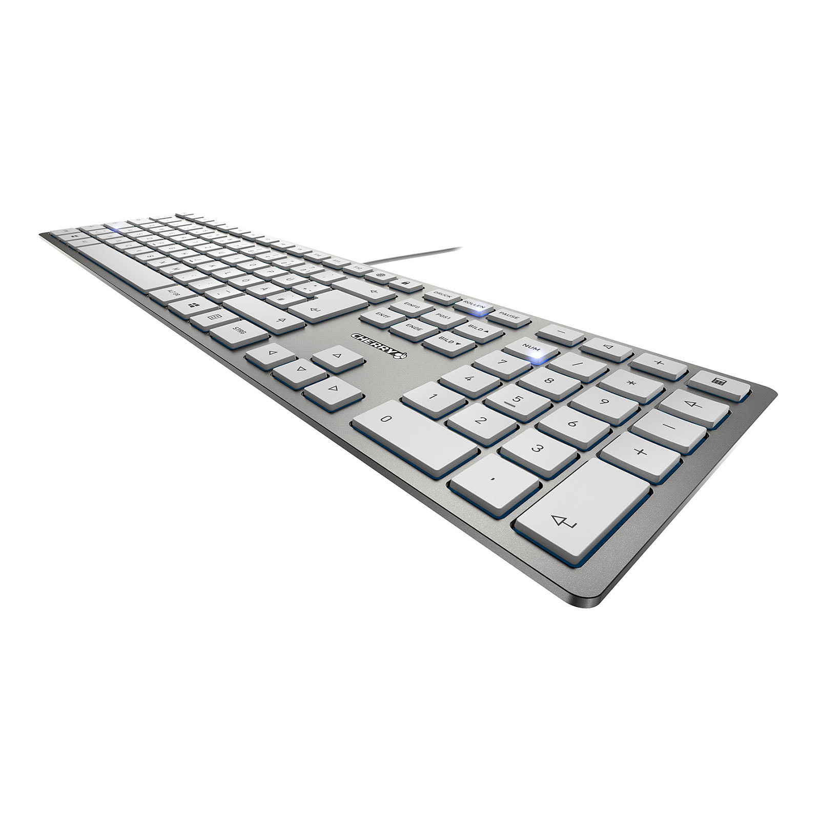 Test Cherry KC 6000 Slim | Clavier filaire PC |