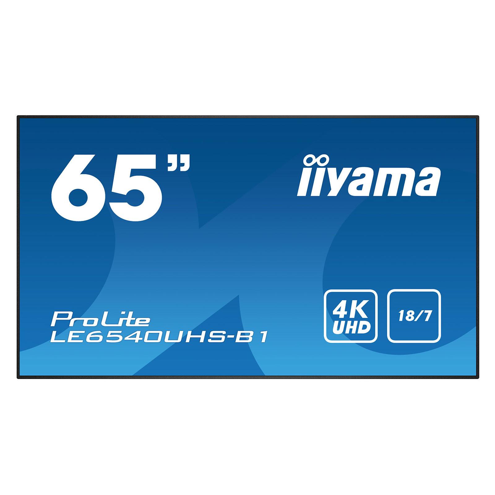 "iiyama 65"" LED - ProLite LE6540UHS-B1"